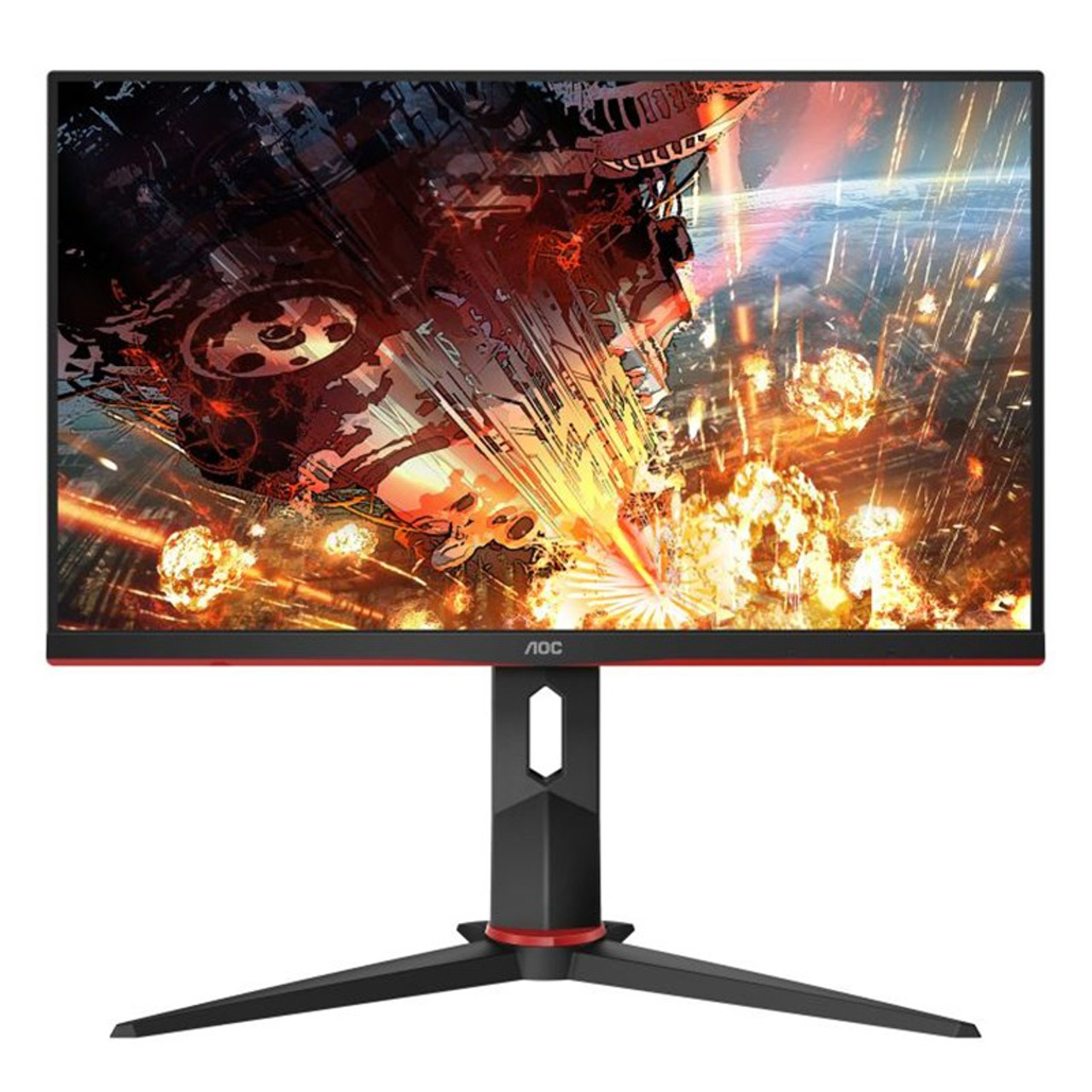 Image for AOC 24G2 23.8in 144Hz 1ms HDR FreeSync IPS Gaming Monitor CX Computer Superstore