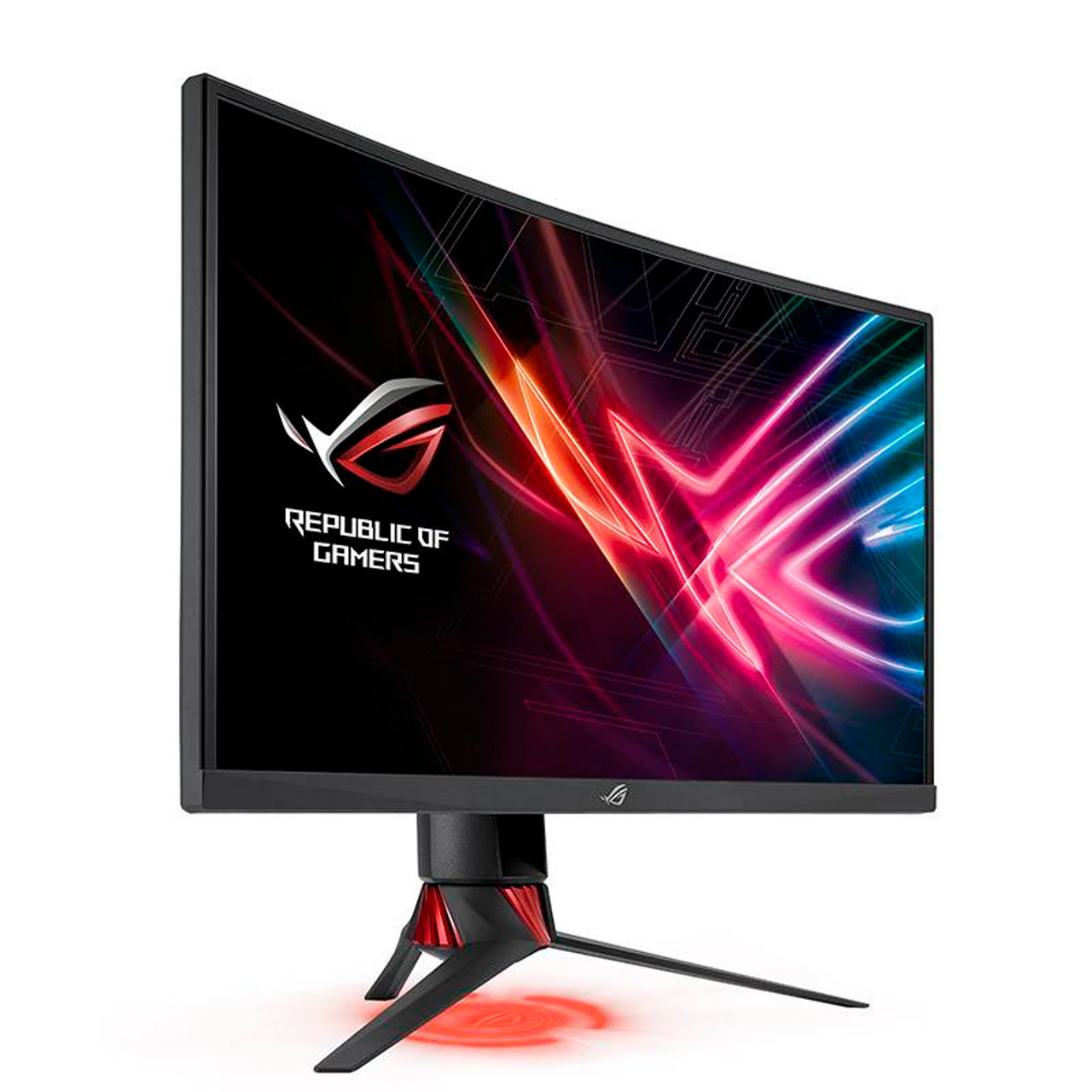 Product image for Asus ROG XG27VQ FHD 144Hz FreeSync 27in Monitor | CX Computer Superstore