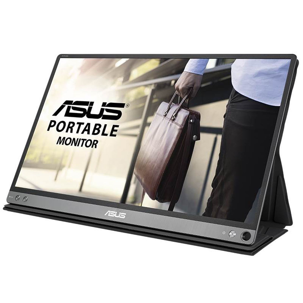 Image for Asus MB16AC 15.6in FHD ZenScreen IPS Portable USB Type-C Monitor CX Computer Superstore