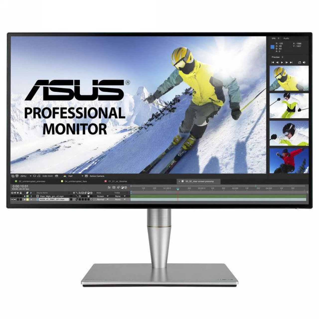 Image for Asus ProART PA27AC 27in WQHD IPS HDR Professional LCD Monitor CX Computer Superstore
