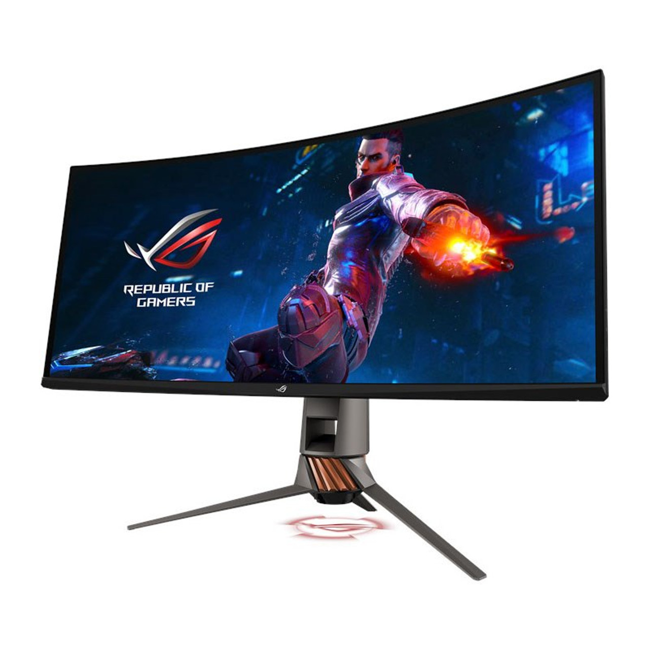 Image for Asus ROG Swift PG349Q 34in Ultra-Wide 120Hz QHD G-Sync IPS Curved Gaming Monitor CX Computer Superstore