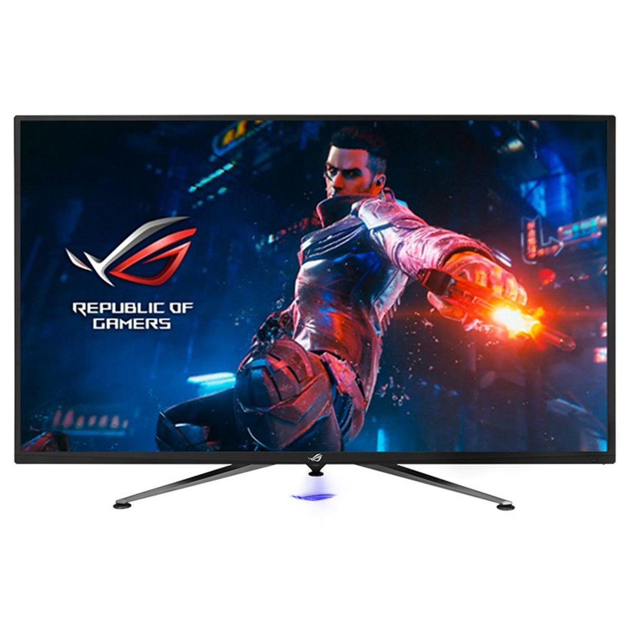 Image for Asus ROG Swift PG43UQ 43in 144Hz 4K UHD 1ms G-Sync Ready HDR Gaming Monitor CX Computer Superstore