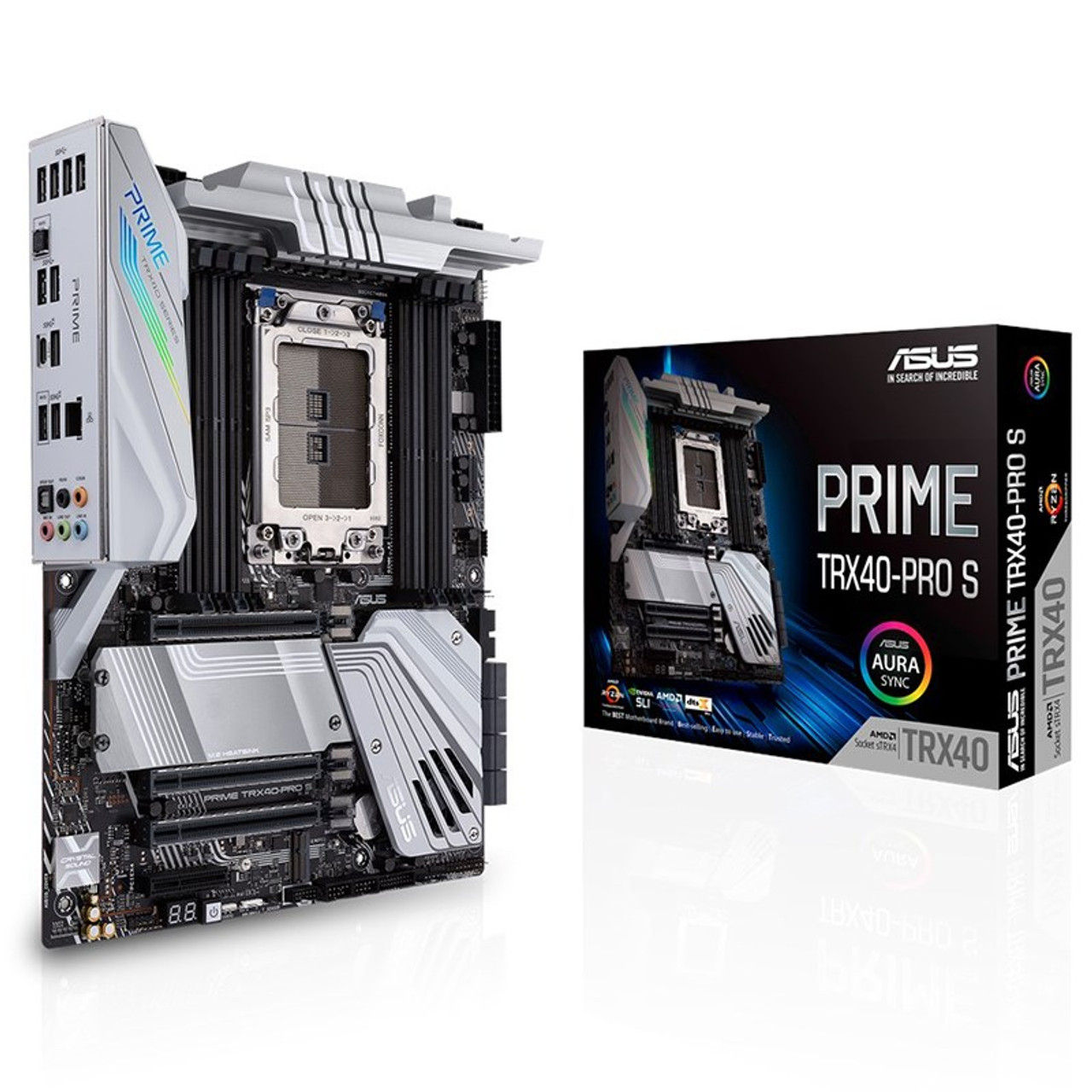 Image for Asus Prime TRX40-PRO S sTRX4 ATX Motherboard CX Computer Superstore