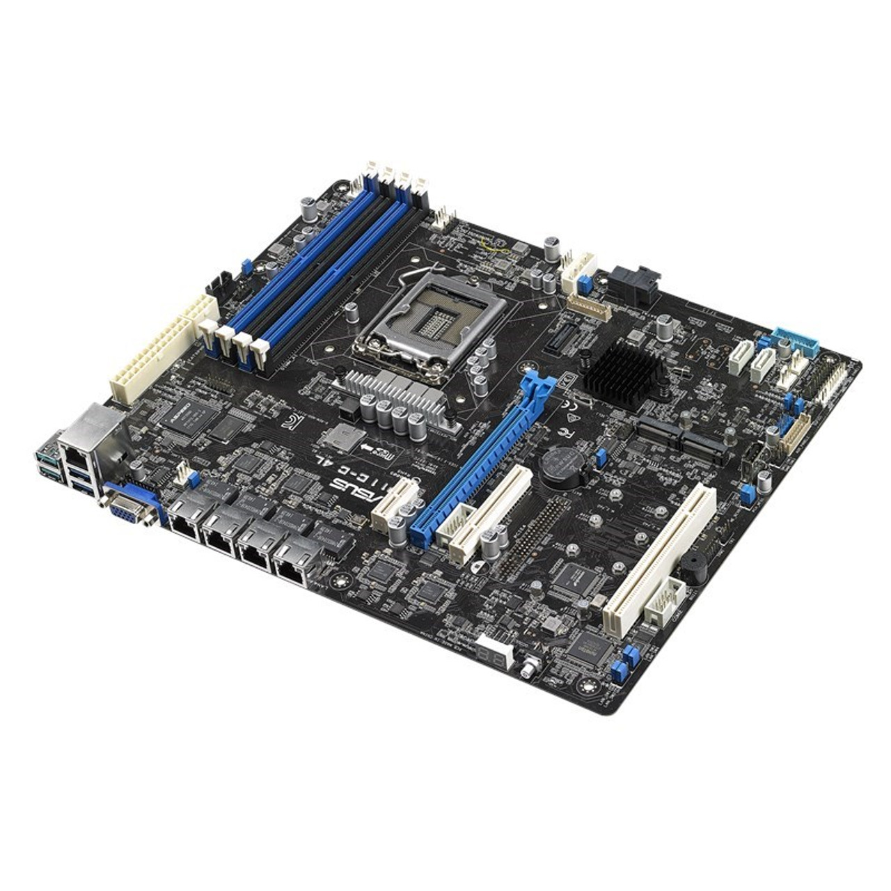 Image for Asus P11C-C/4L LGA 1151 ATX Server Motherboard CX Computer Superstore
