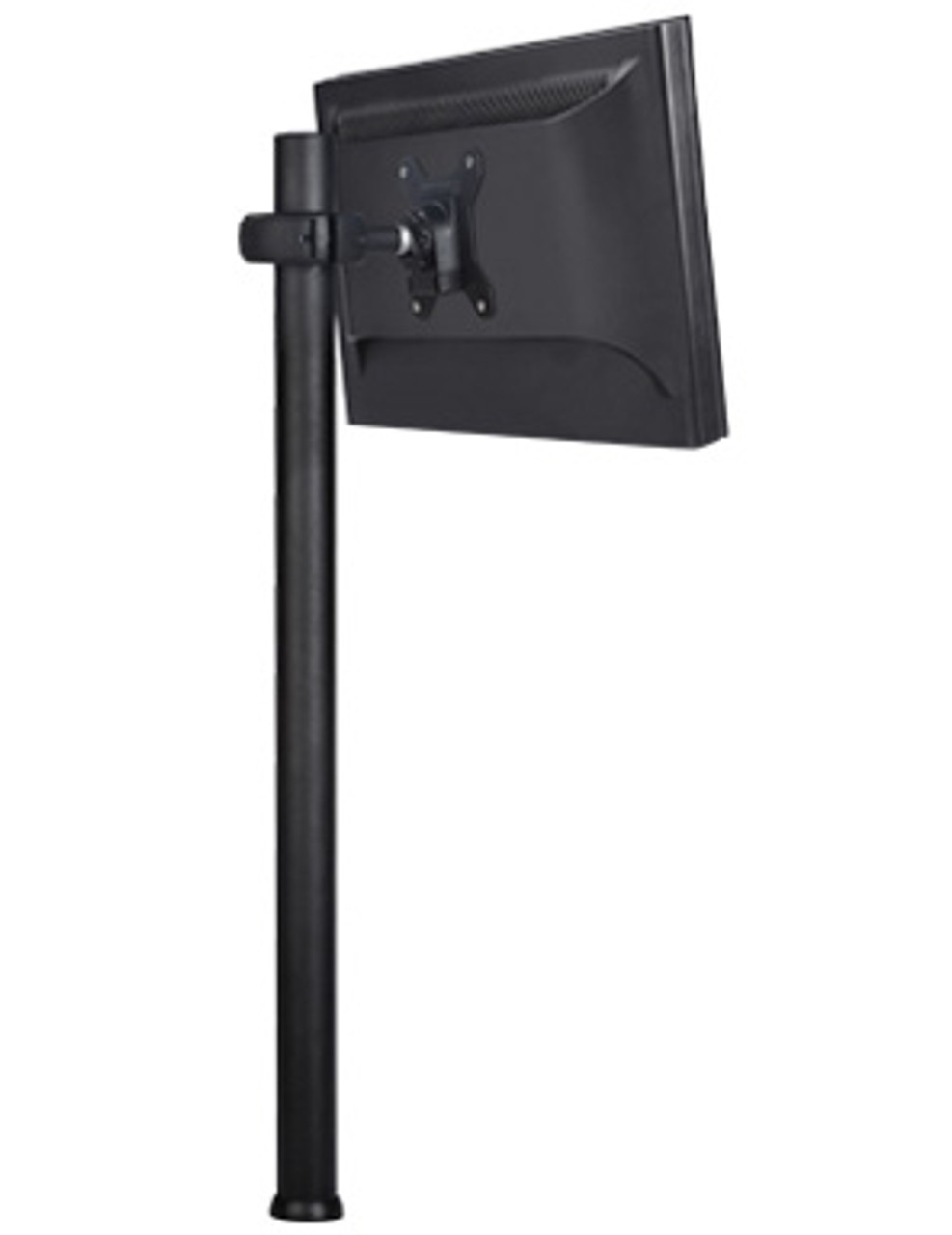 Product image for Atdec Spacedec Display Donut Pole 750mm Black | CX Computer Superstore