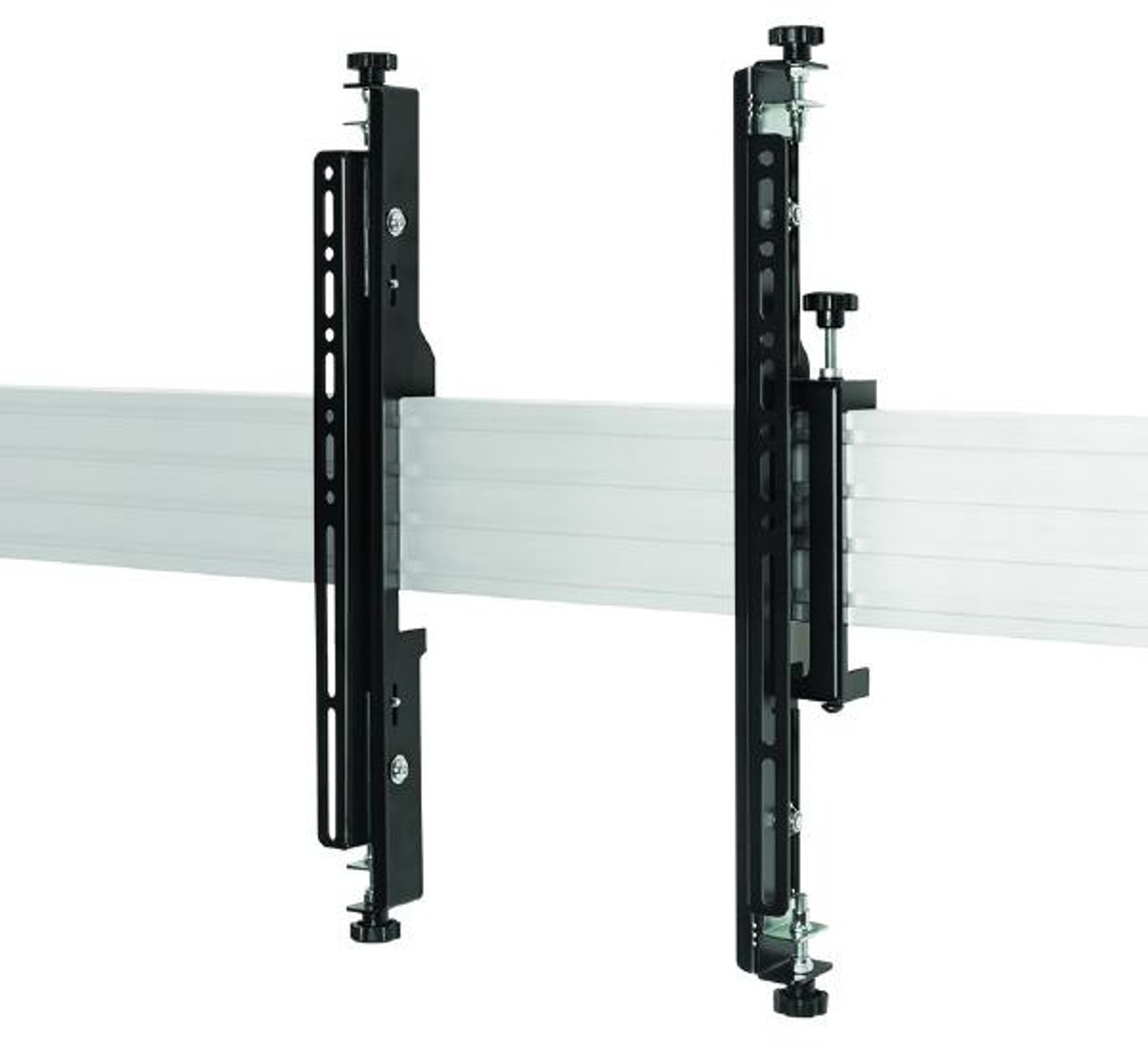 Product image for Atdec ADM-B-V400M - VESA 400 fixed brackets with fine adjustments (set of two) | CX Computer Superstore