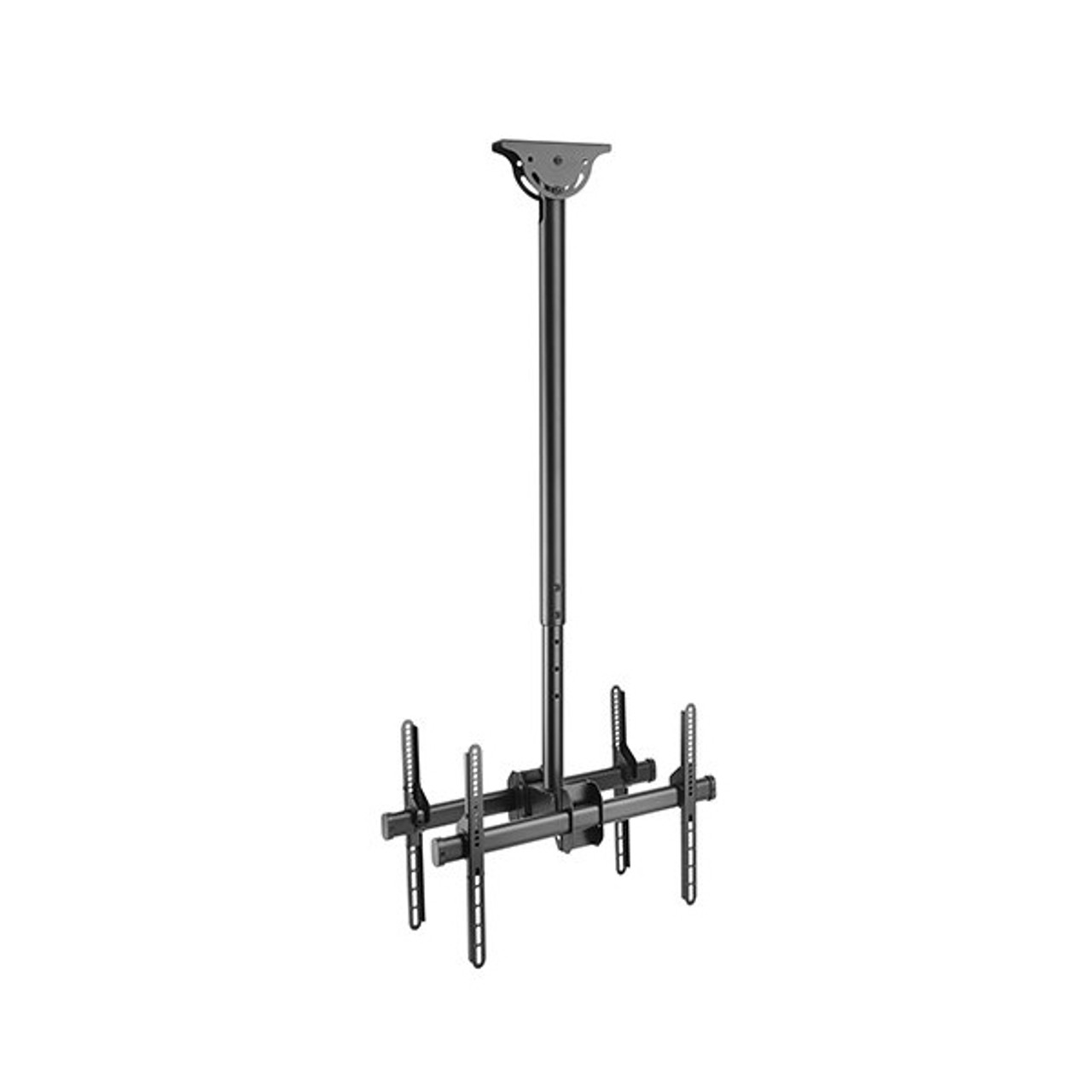 """Image for 4Cabling Ceiling Mount Back to Back TV Bracket: 37"""" to 70"""" CX Computer Superstore"""