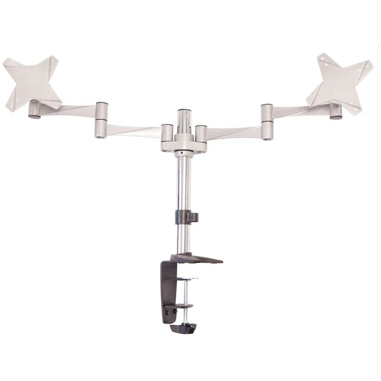 Product image for Astrotek Monitor Stand Desk Mount 43cm Arm for Dual Screens 13-29in | CX Computer Superstore