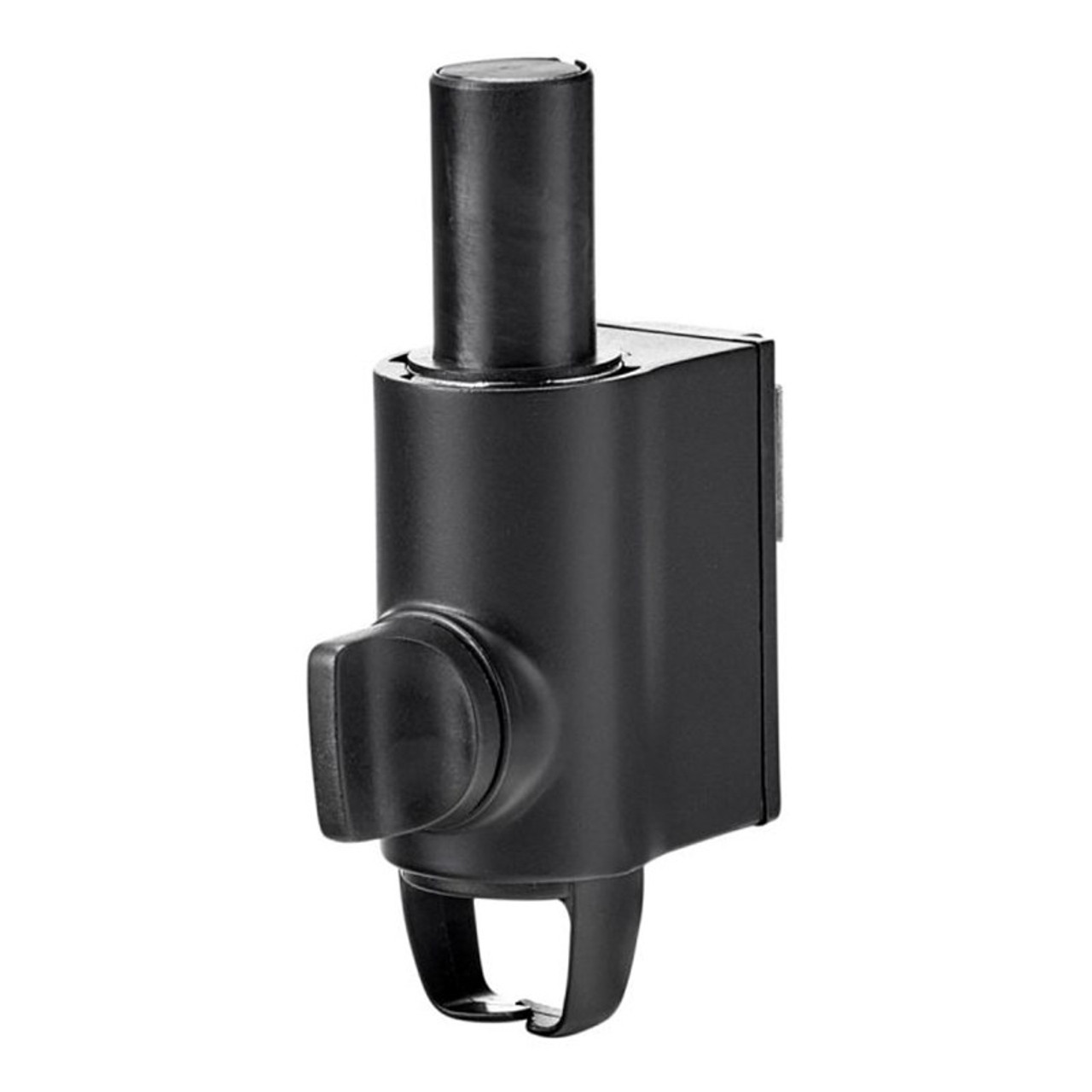 Image for Atdec AWM-LC Post/Wall Channel Clamp for AWM-AD - Black CX Computer Superstore