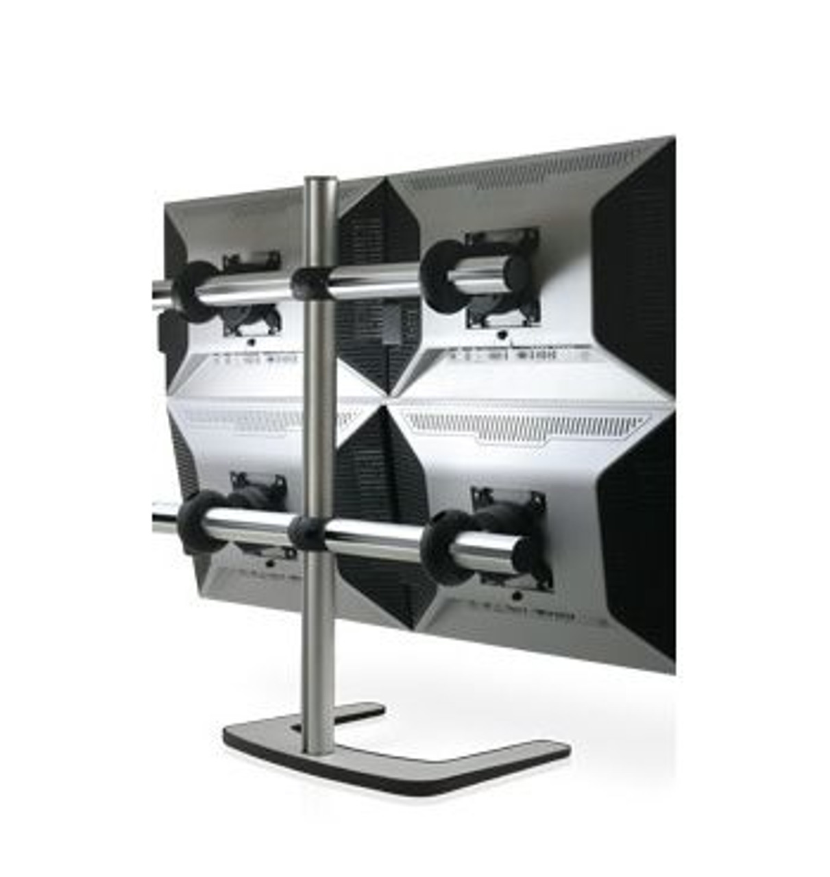 Image for Atdec Visidec Freestanding Quad Display for 12in - 27in CX Computer Superstore