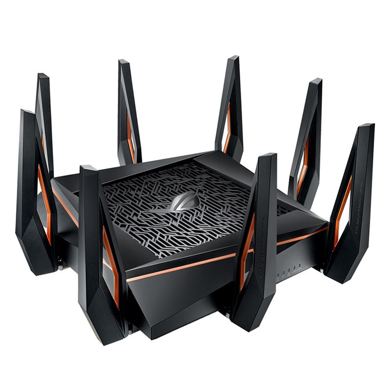 Image for Asus ROG Rapture GT-AX11000 Tri-Band 802.11ax WIFI 6 Gaming Router CX Computer Superstore