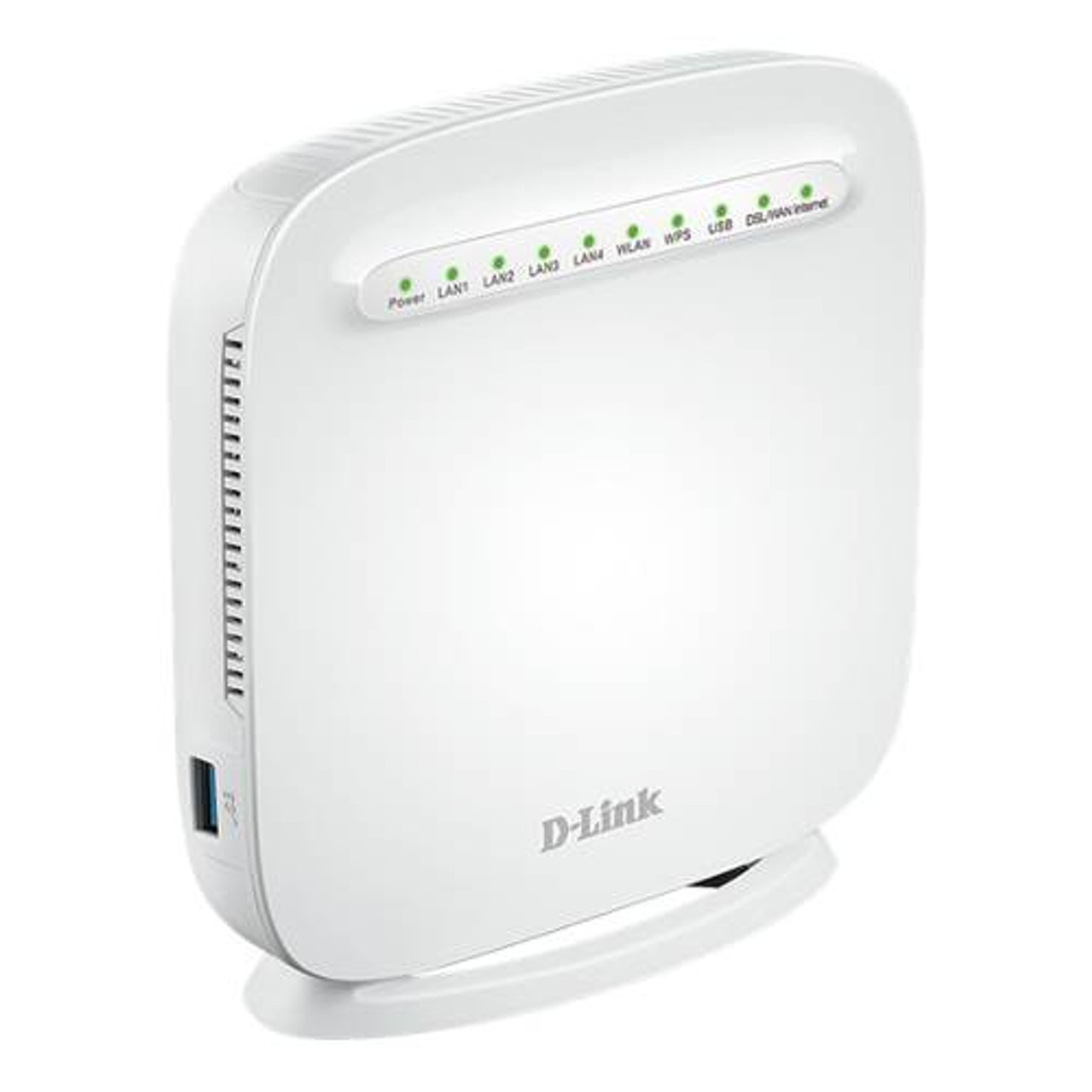 Product image for D-Link DSL-G225 Wireless N300 ADSL2+/VDSL2 Modem Router - NBN Ready | CX Computer Superstore