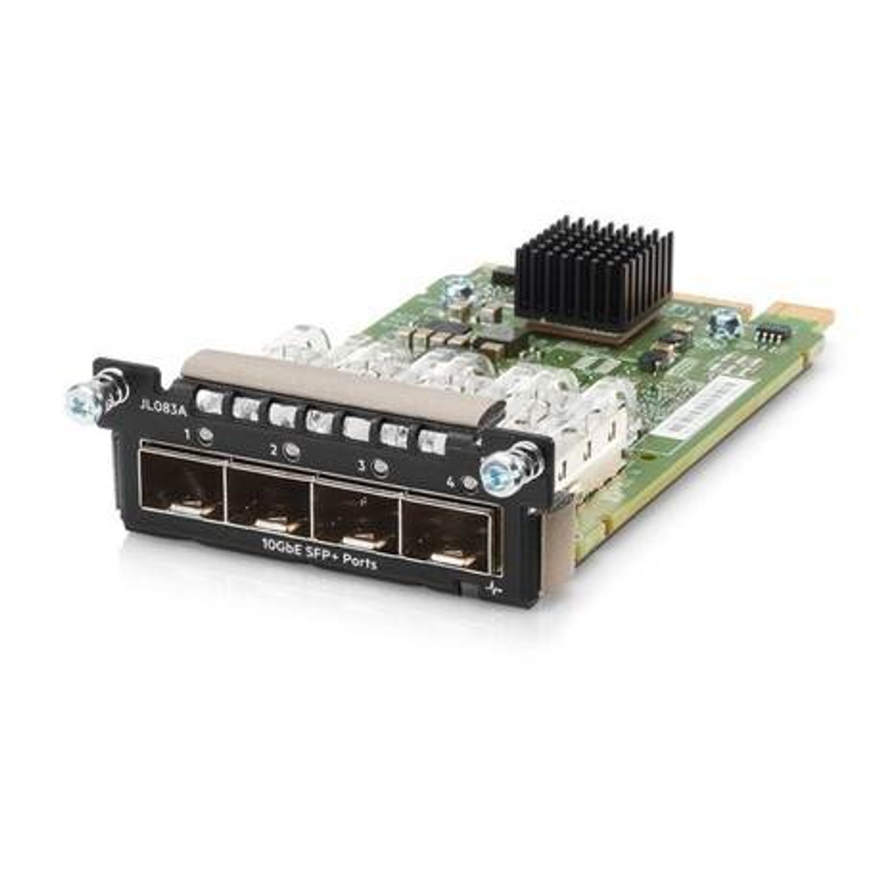 Image for HPE 4-port 10GbE SFP+ Module for the Aruba 3810M Switch CX Computer Superstore