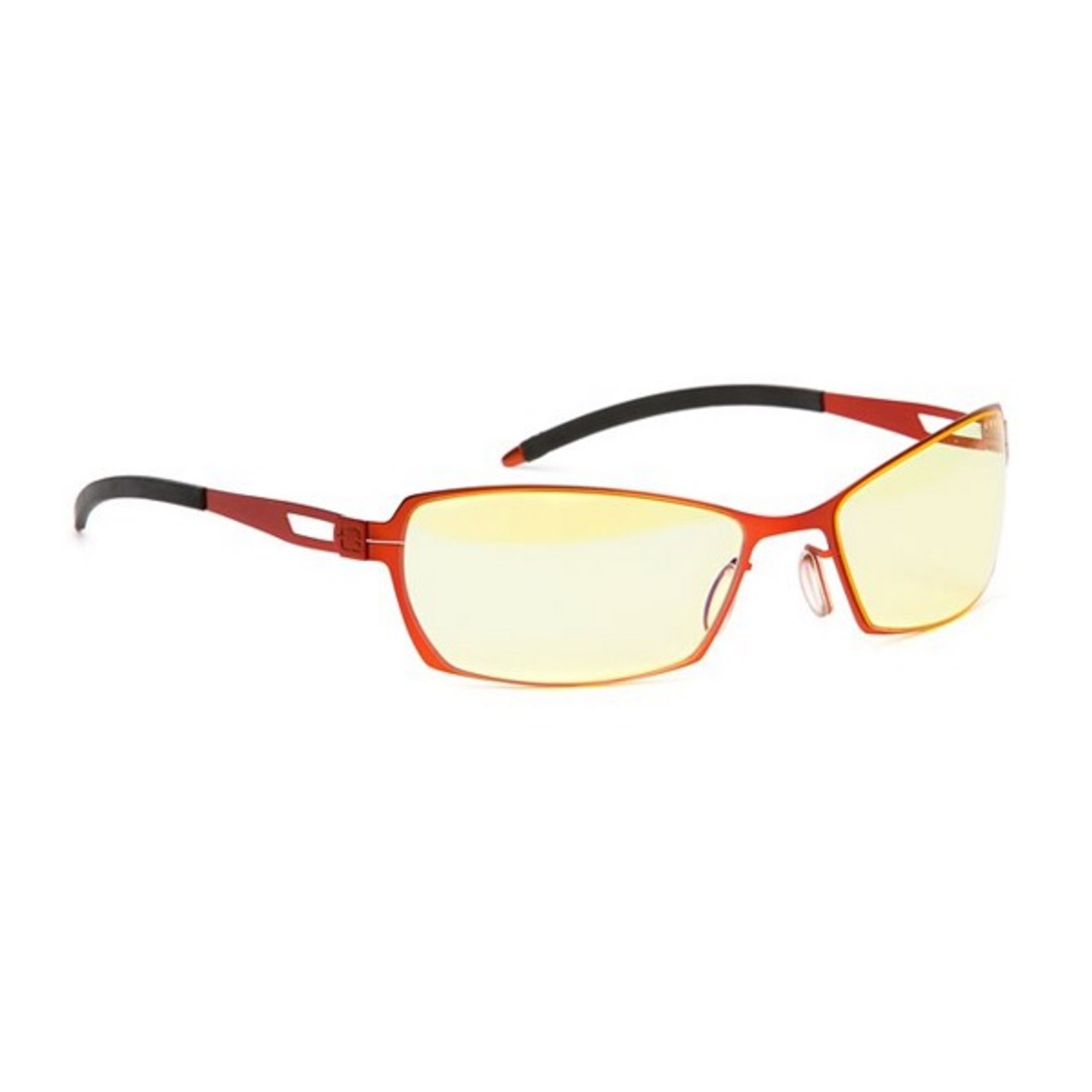 Product image for Gunnar Sync Amber Fire Indoor Digital Eyewear   CX Computer Superstore