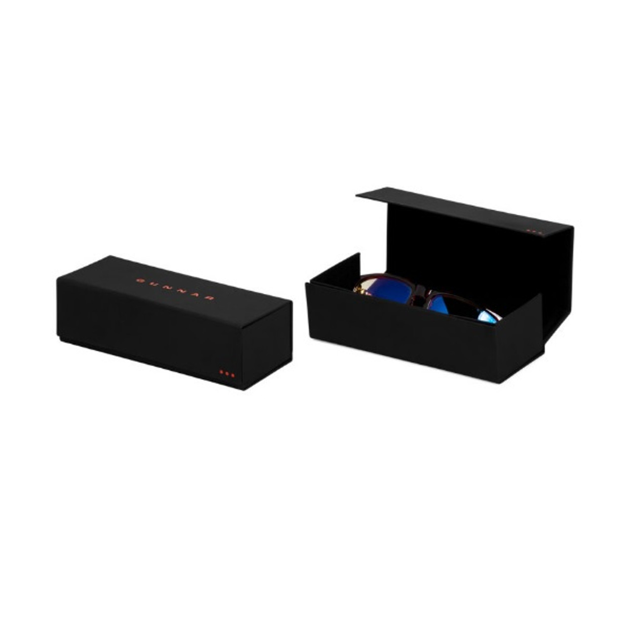 Product image for Gunnar Crush Resistant Travel Case For Digital Eyewear | CX Computer Superstore
