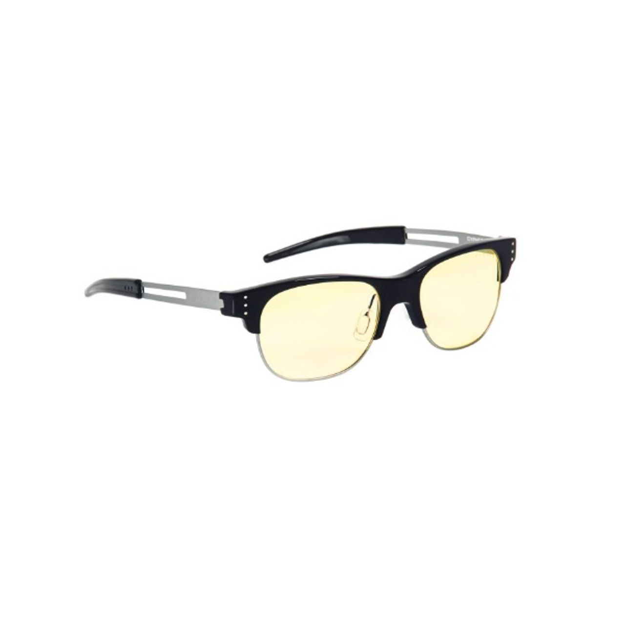 Product image for Gunnar Cypher Amber Onyx Indoor Digital Eyewear   CX Computer Superstore