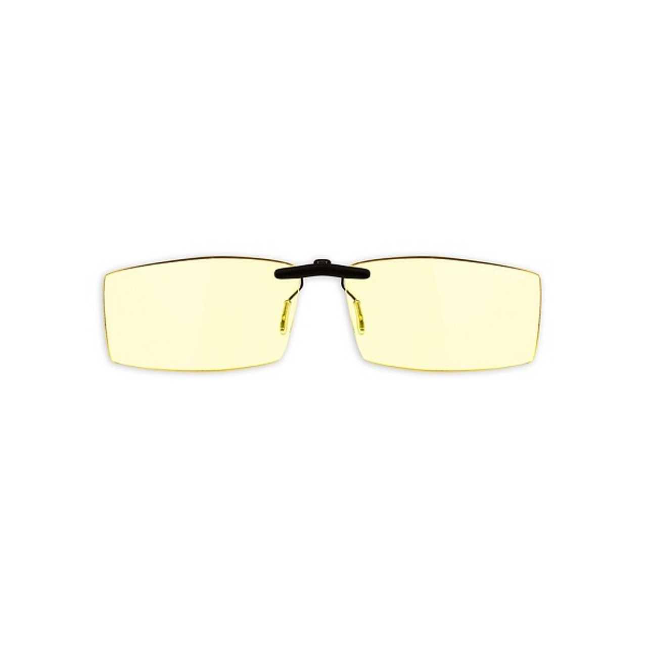 Product image for Gunnar Bit Clip-On Amber Onyx Indoor Digital Eyewear   CX Computer Superstore