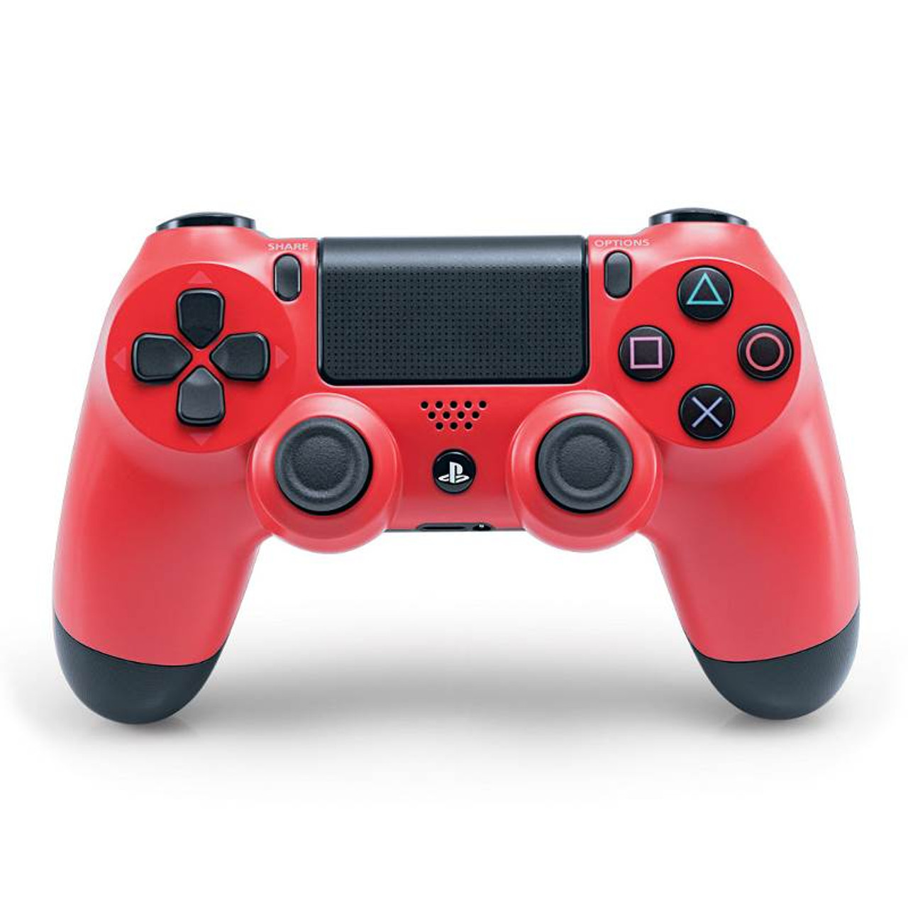 Image for Sony Playstation 4 Genuine Wireless Dualshock 4 Controller - Magma Red CX Computer Superstore