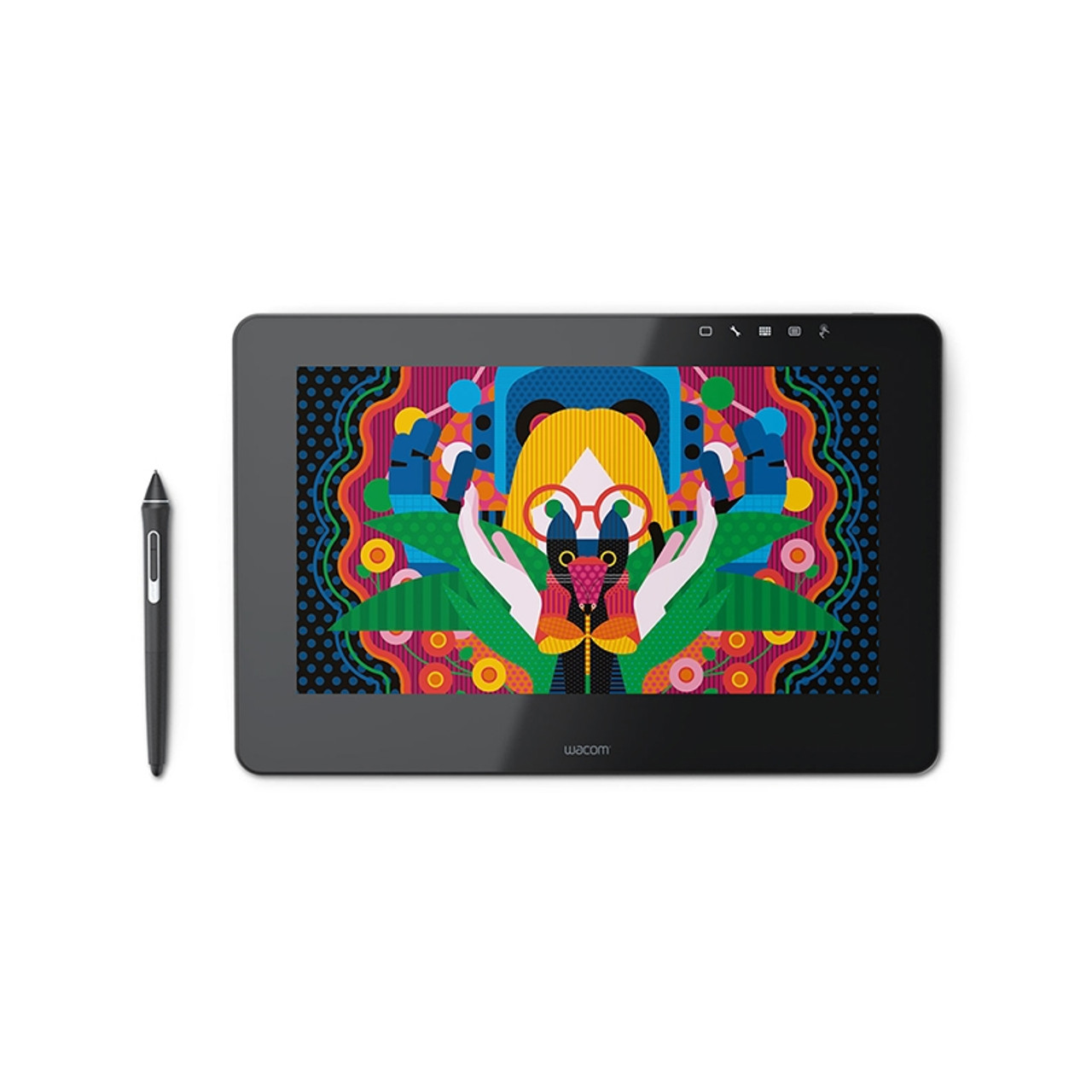 Image for Wacom Cintiq Pro 13in FHD Interactive Pen Display (DTH-1320) CX Computer Superstore