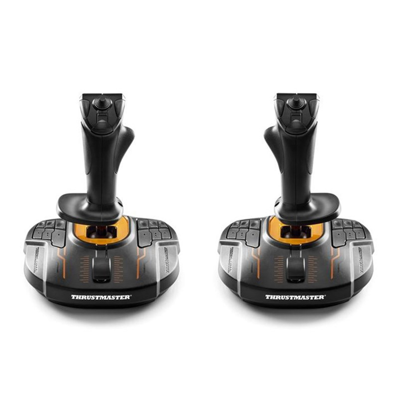 Product image for Thrustmaster Dual T.16000M FCS Joystick Space Sim Pack For PC | CX Computer Superstore
