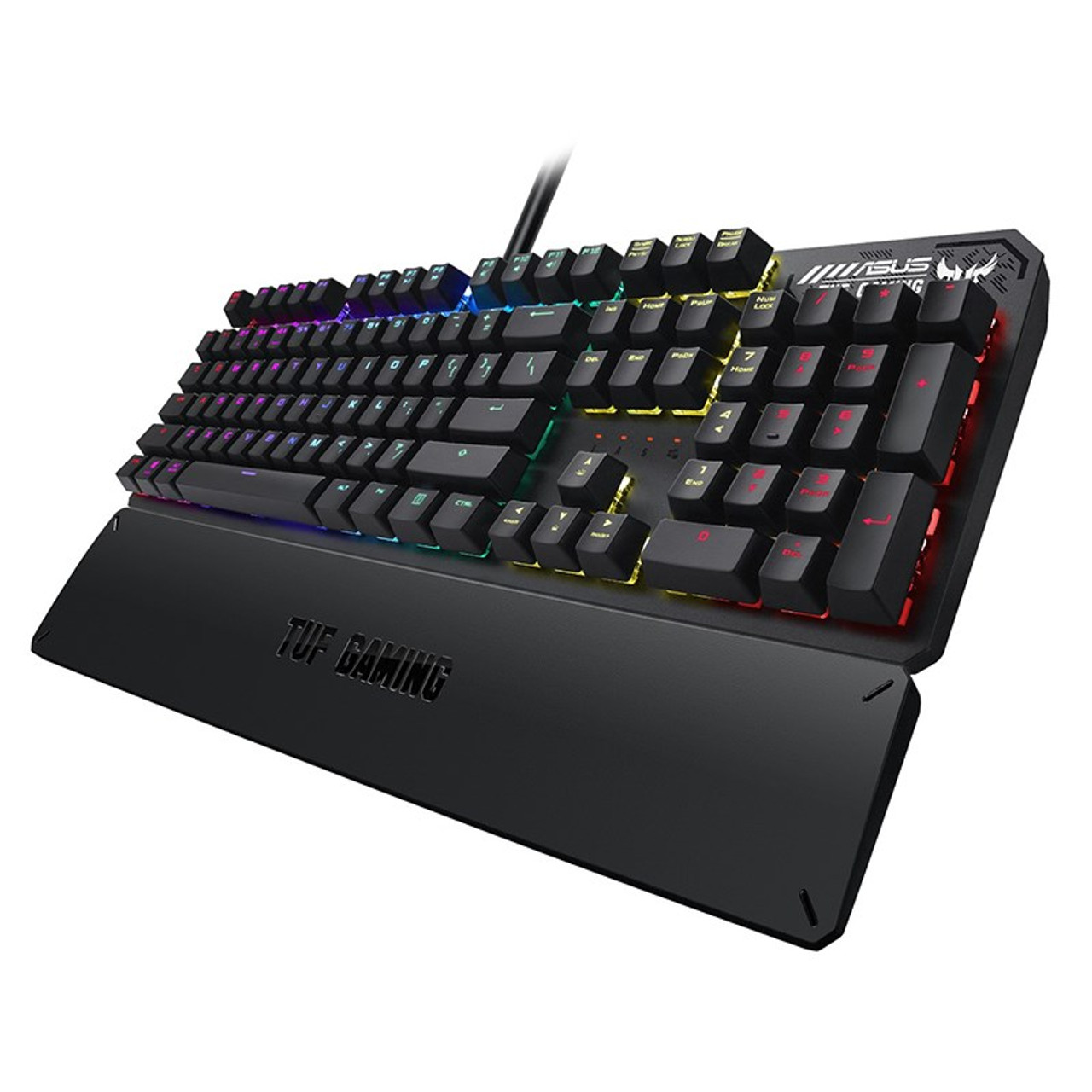 Image for Asus TUF Gaming K3 Mechanical Gaming Keyboard - Clicky Switches CX Computer Superstore