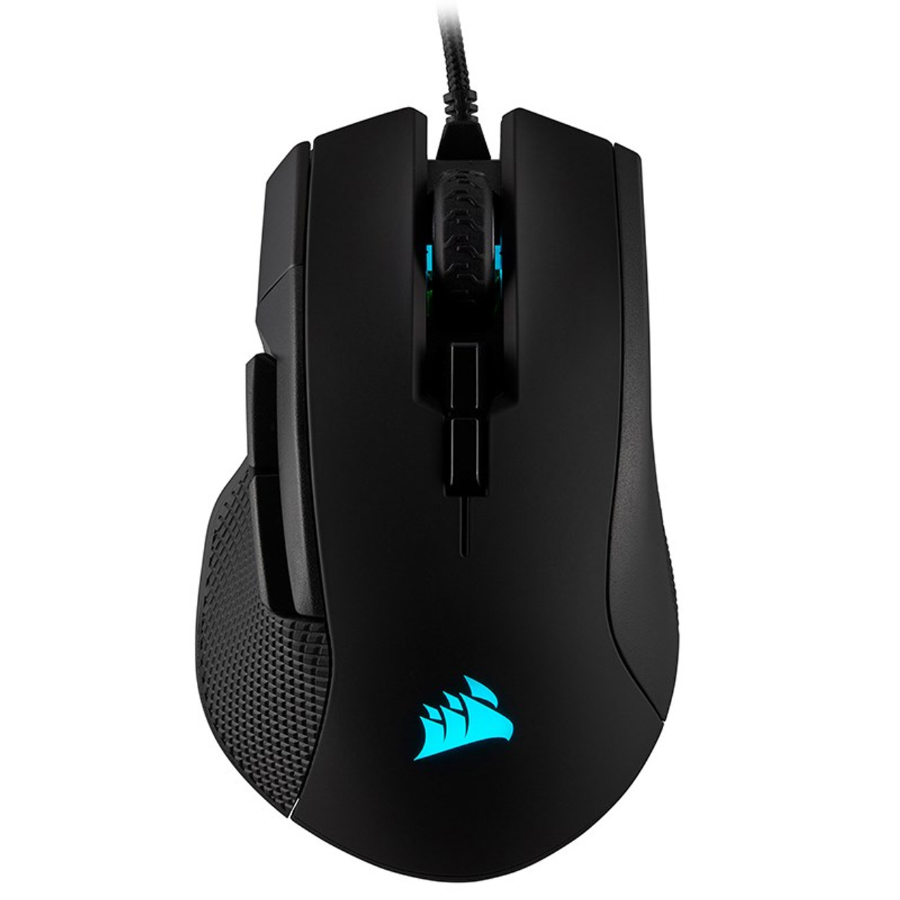 Product image for Corsair IRONCLAW RGB Optical Gaming Mouse | CX Computer Superstore