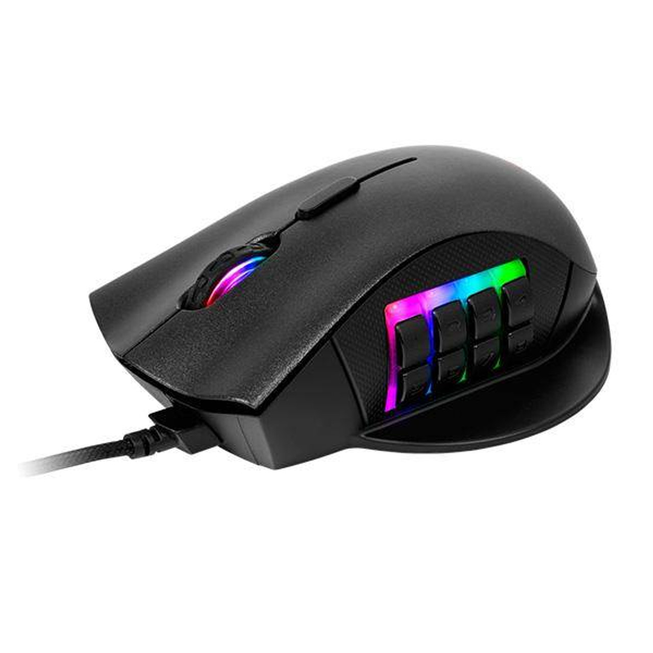 Image for Thermaltake Tt eSPORTS Nemesis Switch 8-Buttons Optical RGB Gaming Mouse CX Computer Superstore