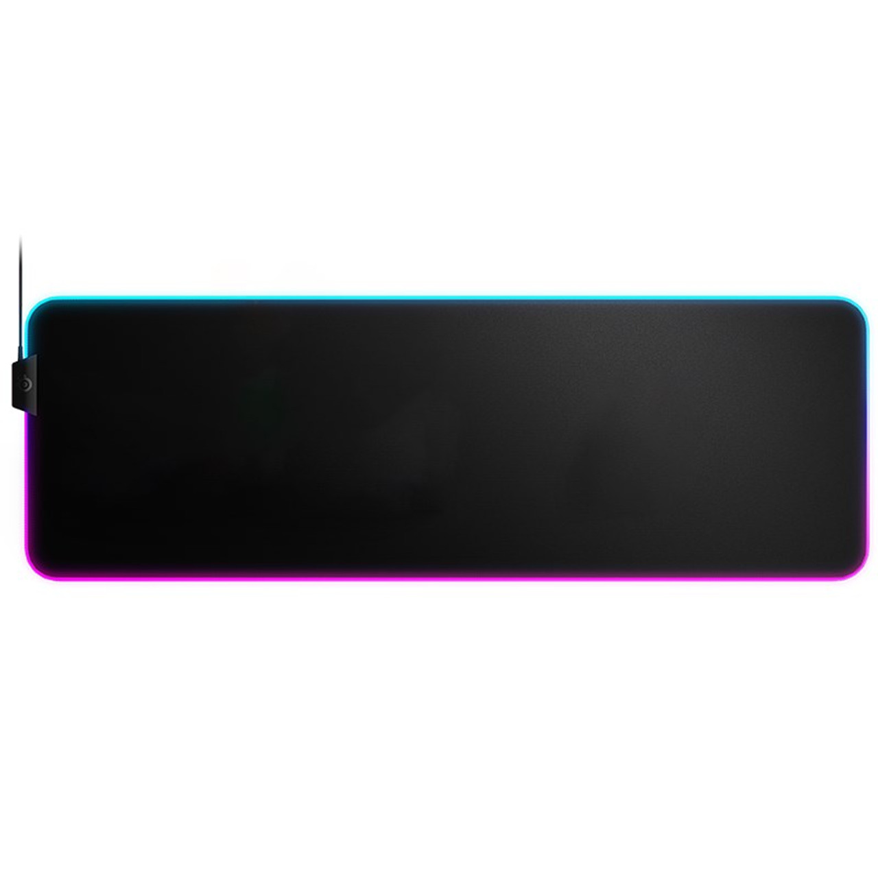Image for SteelSeries QcK Prism Cloth RGB Gaming Mouse Pad - XL CX Computer Superstore