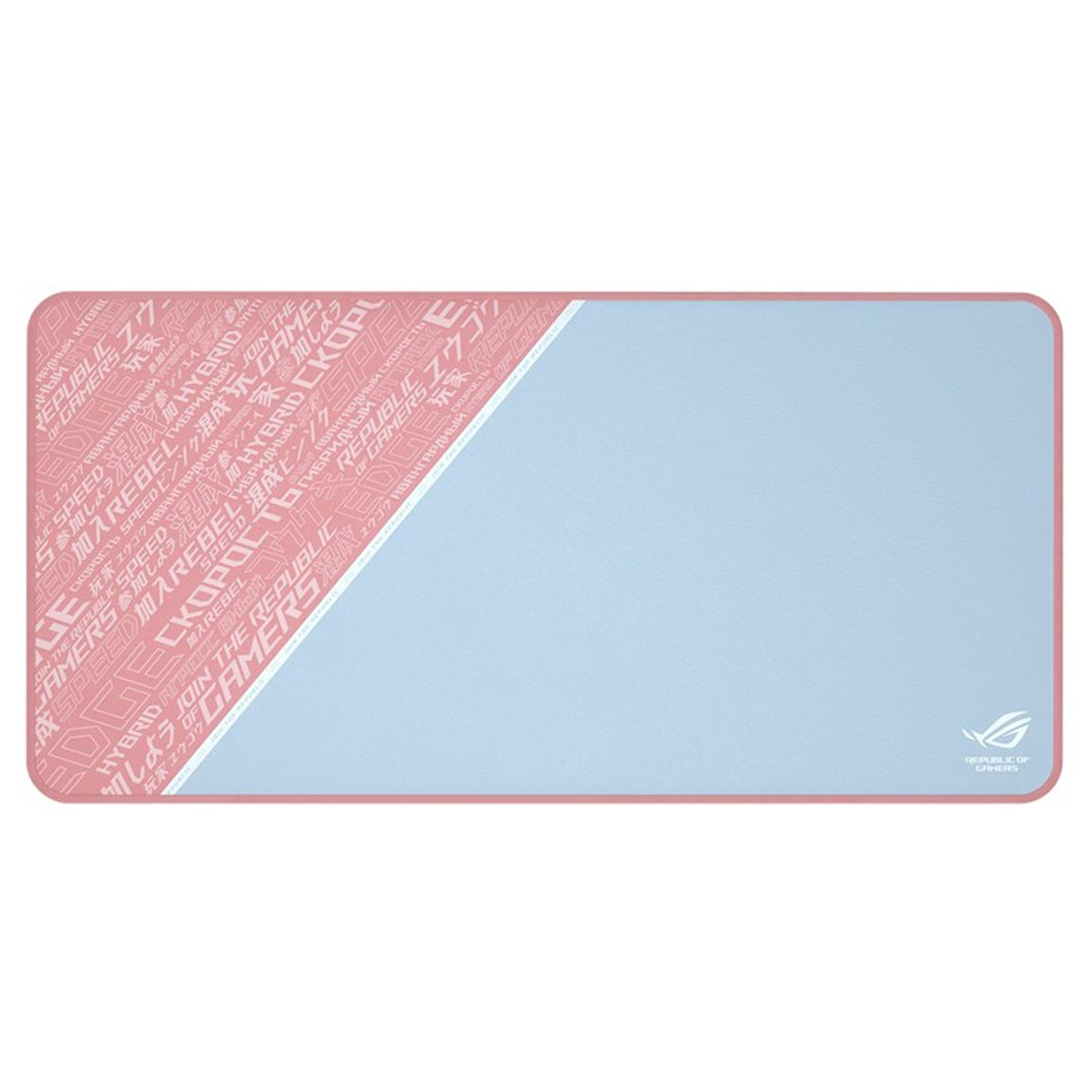 Image for Asus ROG Sheath Extended Gaming Mouse Pad - Pink Edition CX Computer Superstore