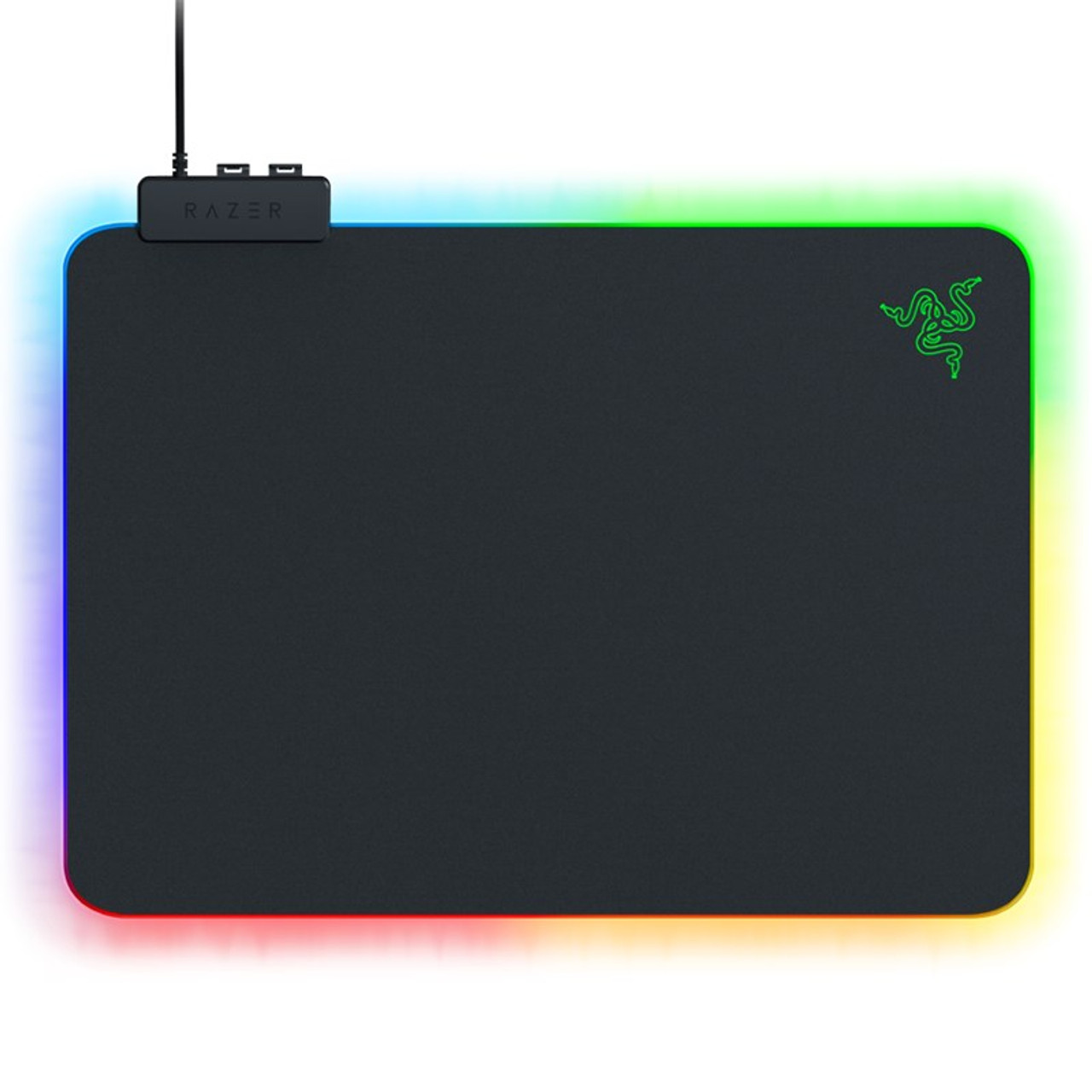 Image for Razer Firefly v2 Chroma RGB Hard Gaming Mouse Pad CX Computer Superstore