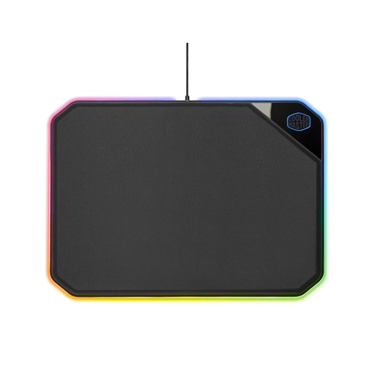 Image for Cooler Master MP860 RGB Hard Gaming Mouse Pad CX Computer Superstore
