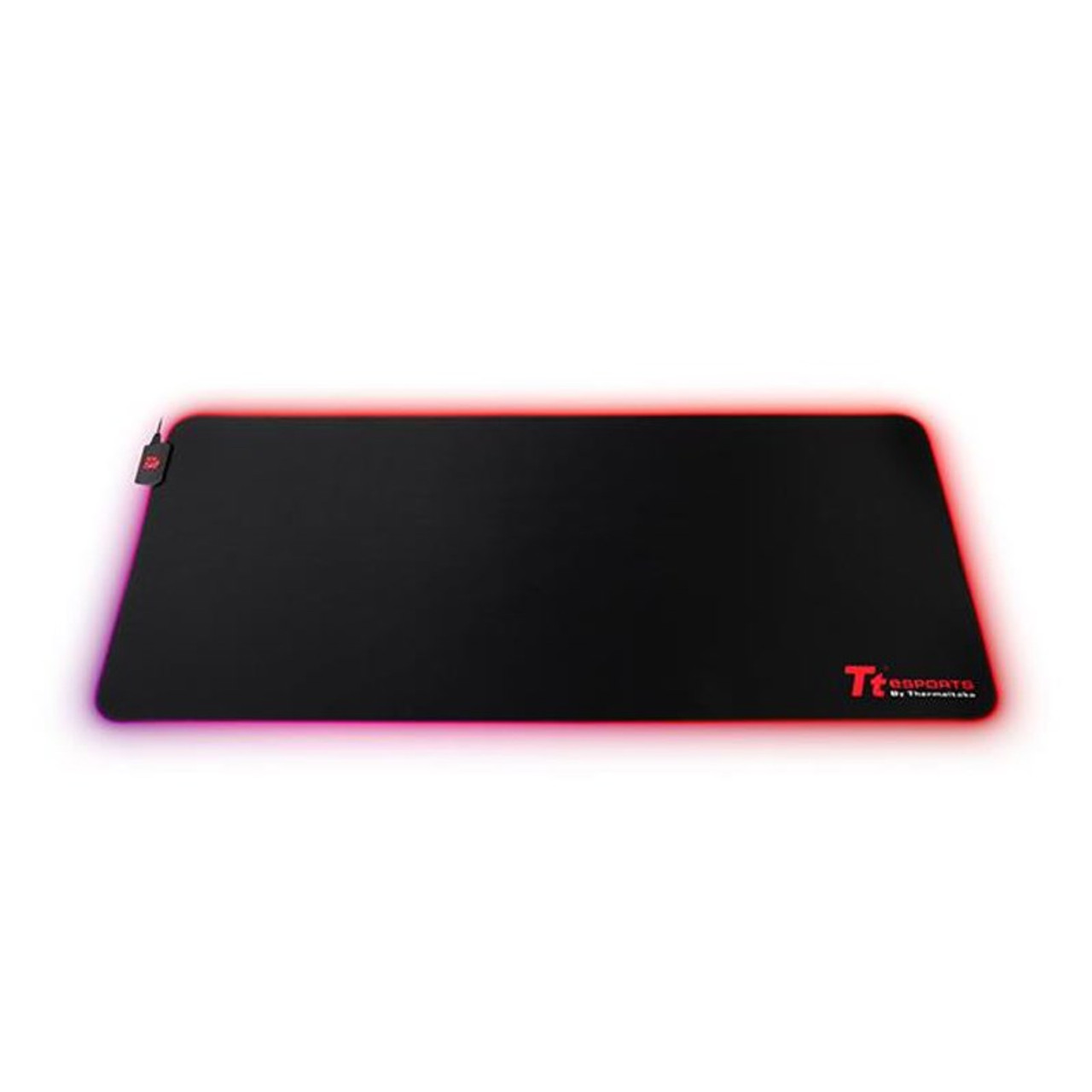 Image for Thermaltake Tt eSPORTS Dasher Extended RGB Mouse Pad CX Computer Superstore