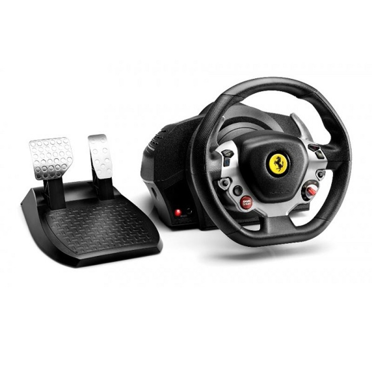 Product image for Thrustmaster TX Racing Wheel Ferrari 458 Italia Edition - Xbox One/PC   CX Computer Superstore