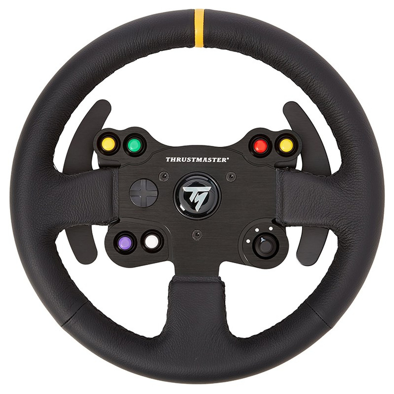 Product image for Thrustmaster Leather 28 GT Wheel Add On For T-Series   CX Computer Superstore