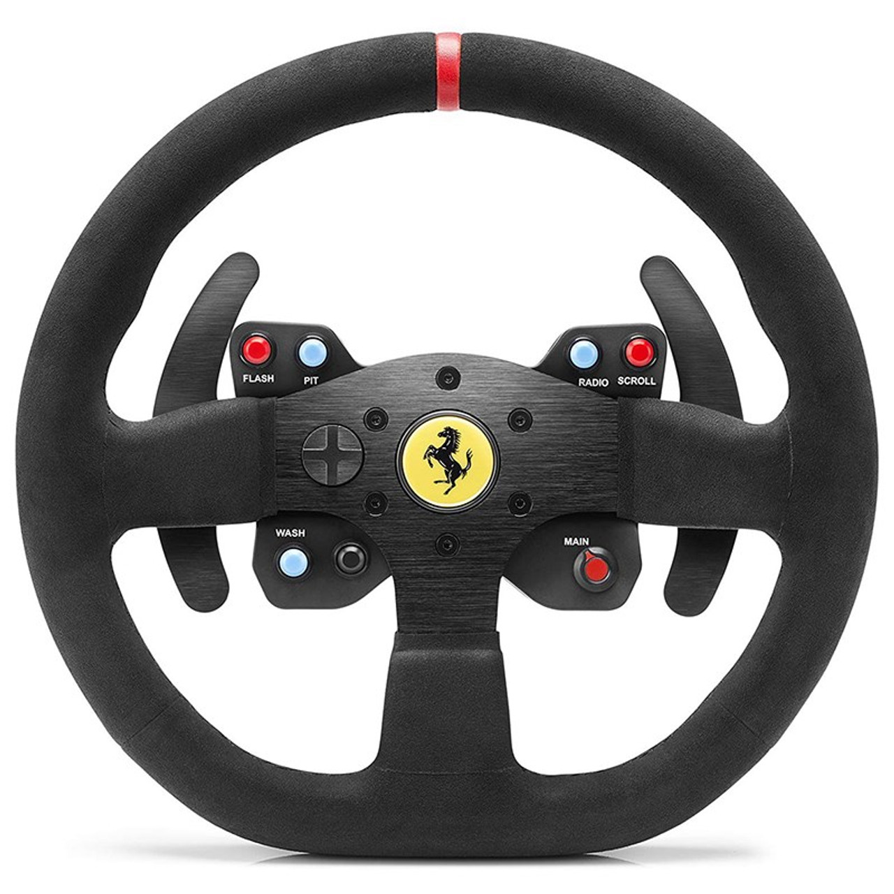 Product image for Thrustmaster 599XX EVO 30 Alcantara Edition Wheel Add On for T-Series | CX Computer Superstore
