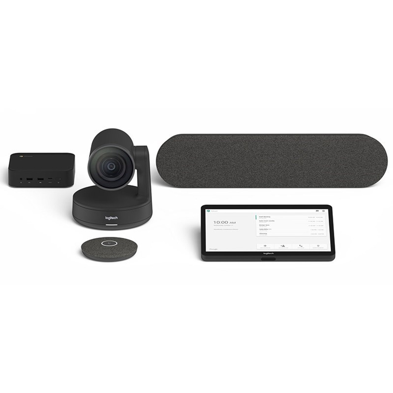 Image for Logitech Tap Medium Room Conferencing System for Google Meets CX Computer Superstore