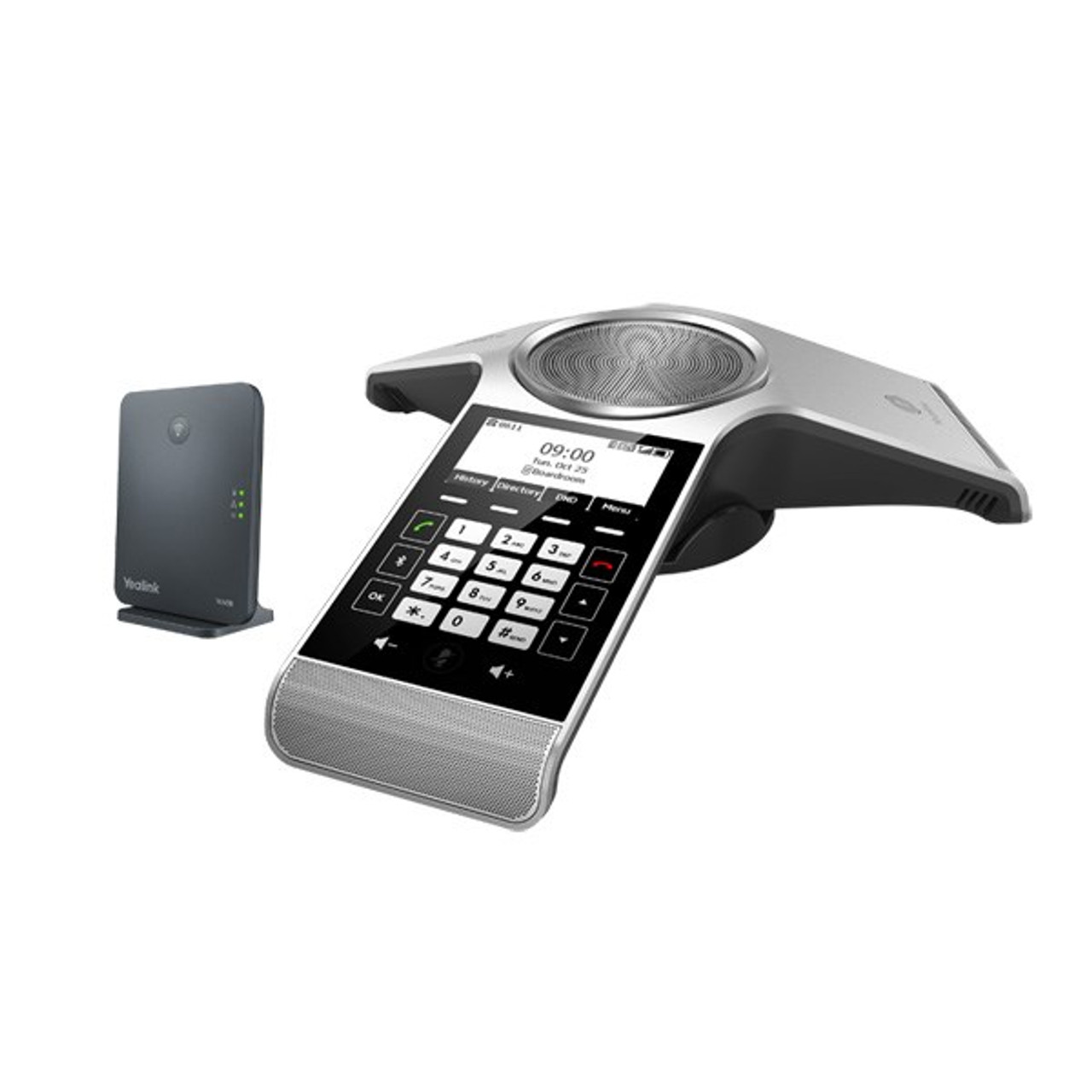 Image for Yealink CP930W-Base Wireless IP Conference Phone with Base Unit CX Computer Superstore