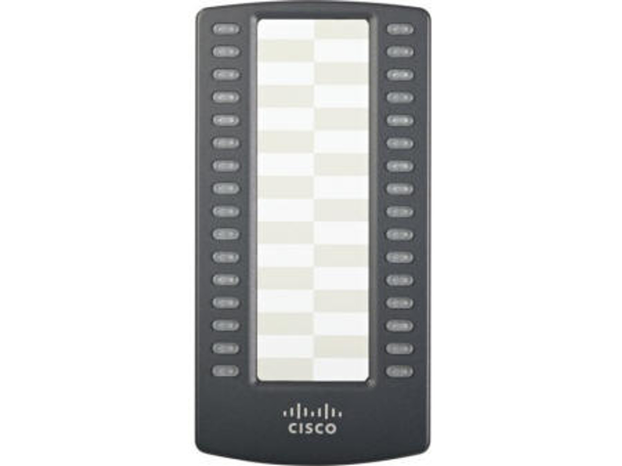 Product image for Cisco SPA500S Expansion Module 32-Button Attendant Console  | CX Computer Superstore