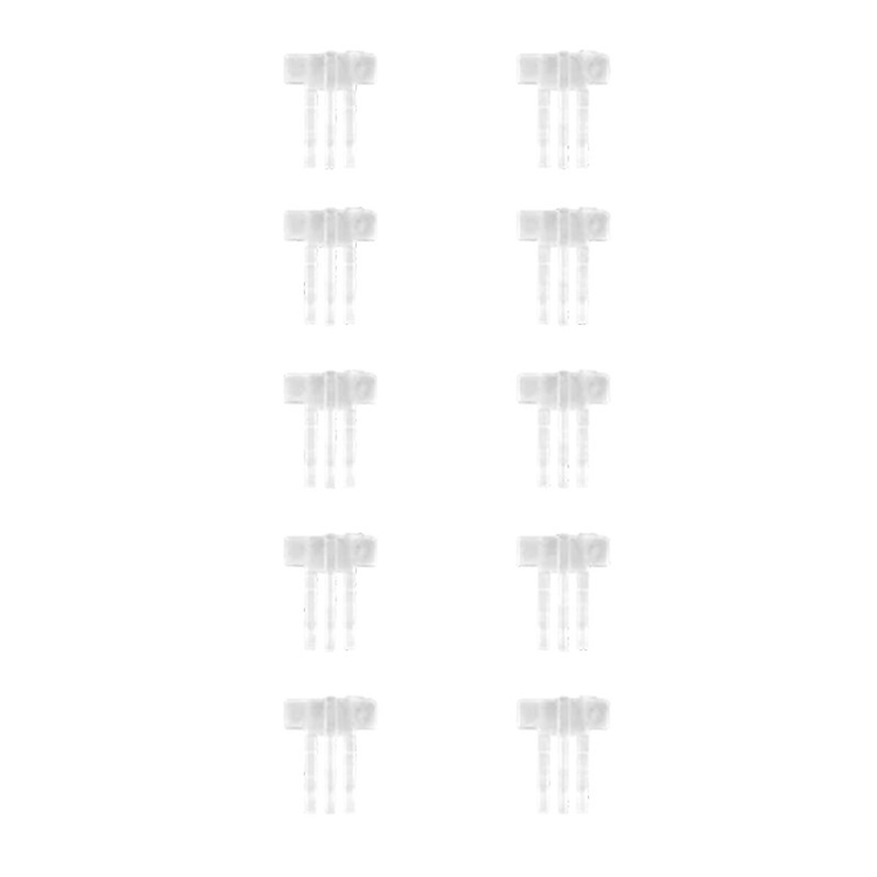 Image for Jabra Quick Disconnect Cord Lock - 10 Pack CX Computer Superstore