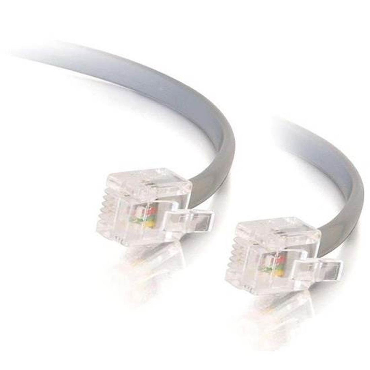 Image for Alogic 1m RJ11 Modular Telephone Cable (M/M) CX Computer Superstore