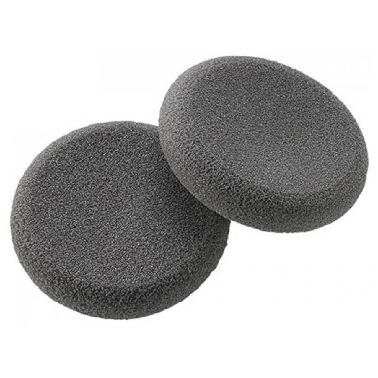 Image for Plantronics 2x Spare Foam Ear Cushion for Practica/Supra - Black CX Computer Superstore