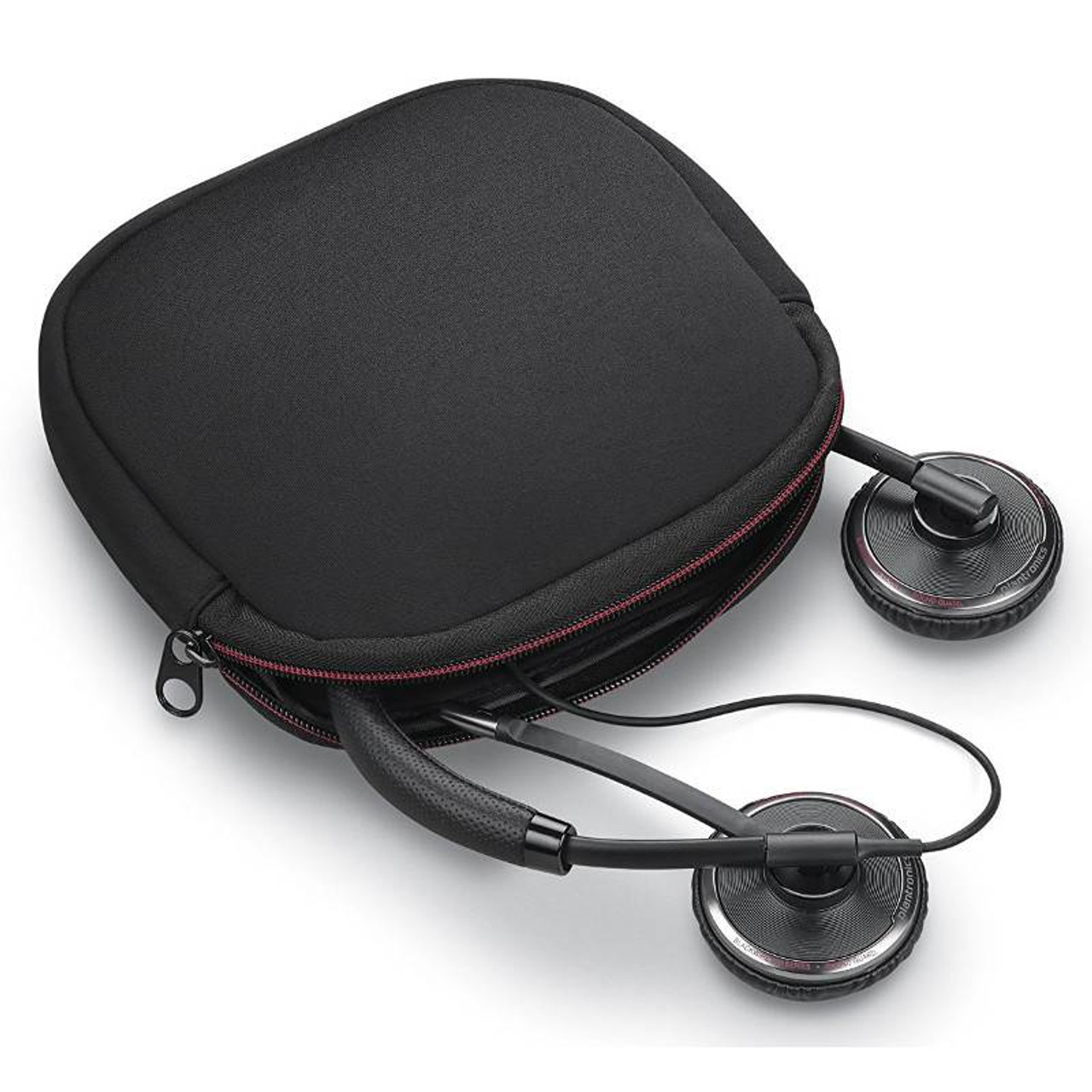 Image for Plantronics Travel Soft Pouch for Blackwire C510/C520 (and -M Variants) CX Computer Superstore