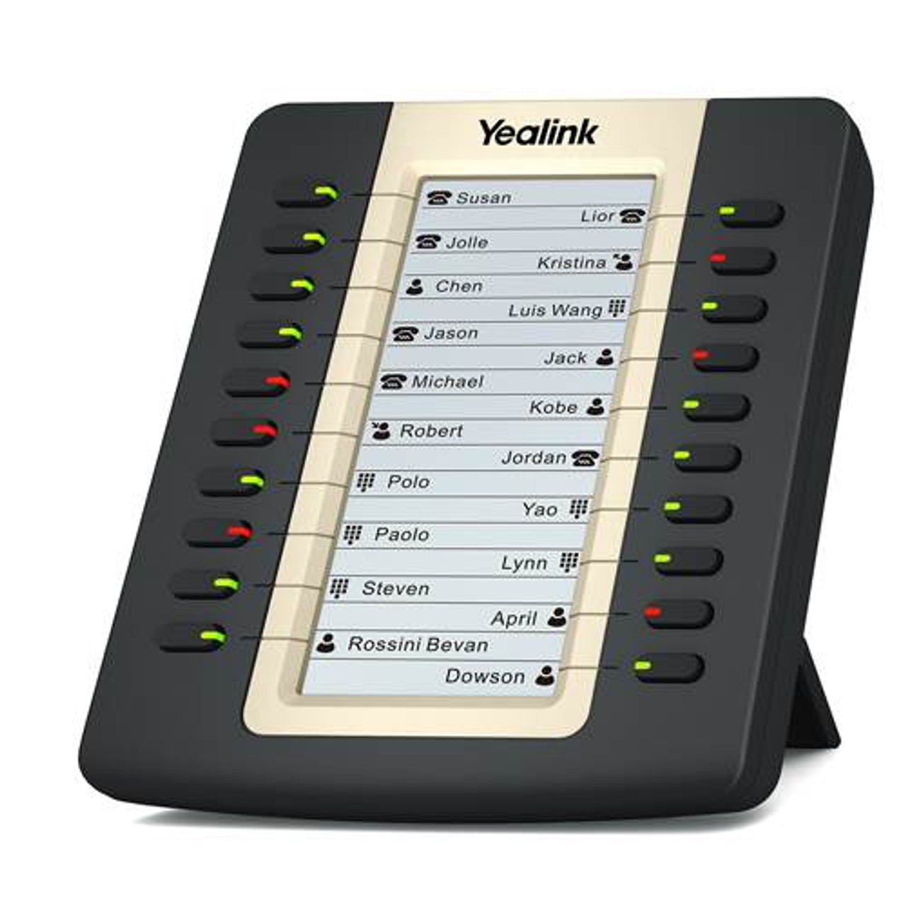 Image for Yealink EXP20 High-Performance LCD Expansion Module CX Computer Superstore
