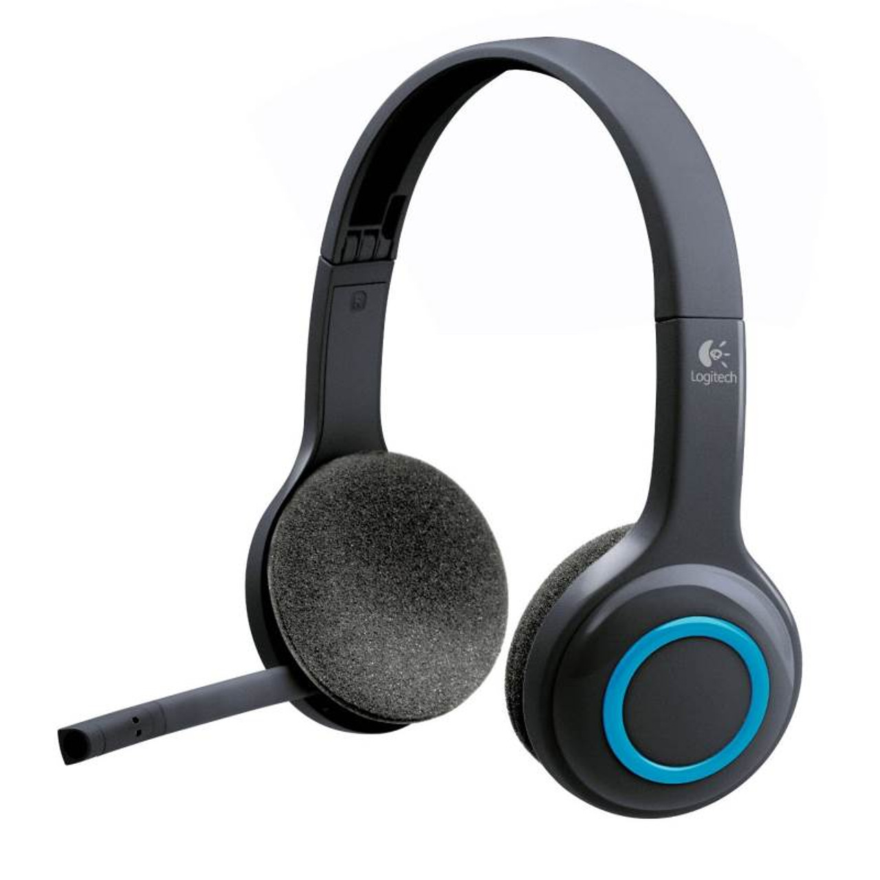 Product image for Logitech Wireless Headset H600 Nano USB Receiver | CX Computer Superstore