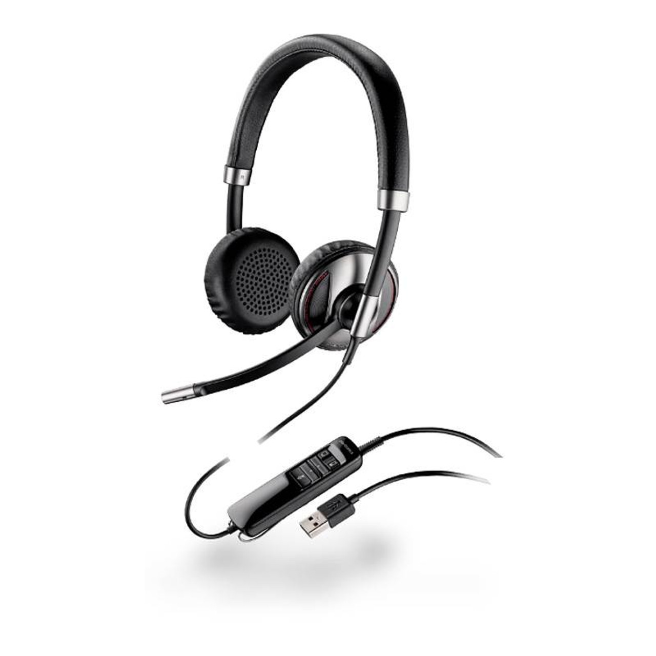 Image for Plantronics Blackwire C720 Binaural UC USB Bluetooth Headset CX Computer Superstore
