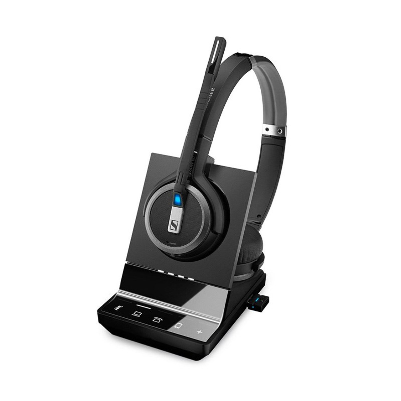 Image for Sennheiser Impact SDW 5066 Stereo Wireless DECT Headset inc Bluetooth CX Computer Superstore