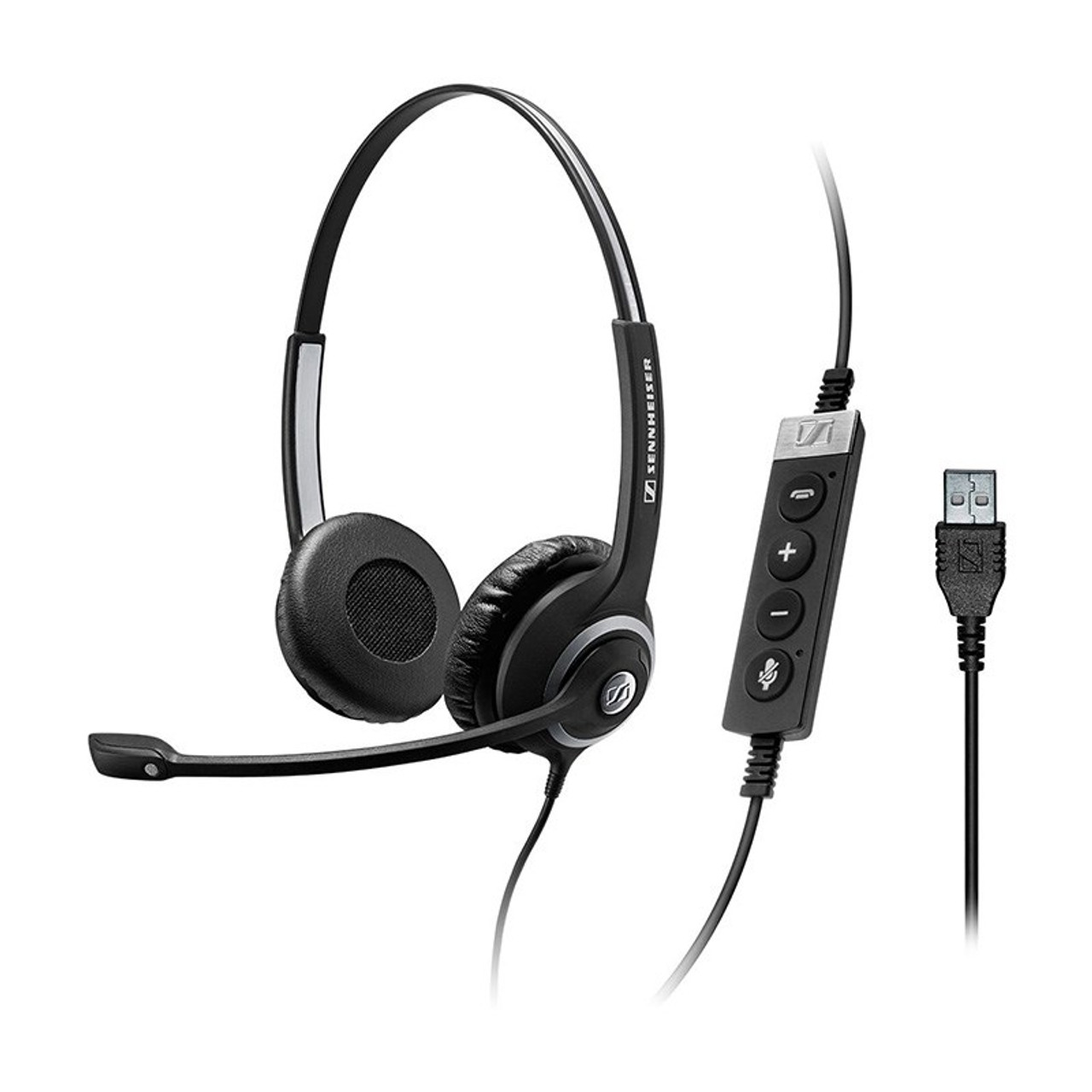 Image for Sennheiser Impact SC 260 MS II Stereo USB Headset CX Computer Superstore
