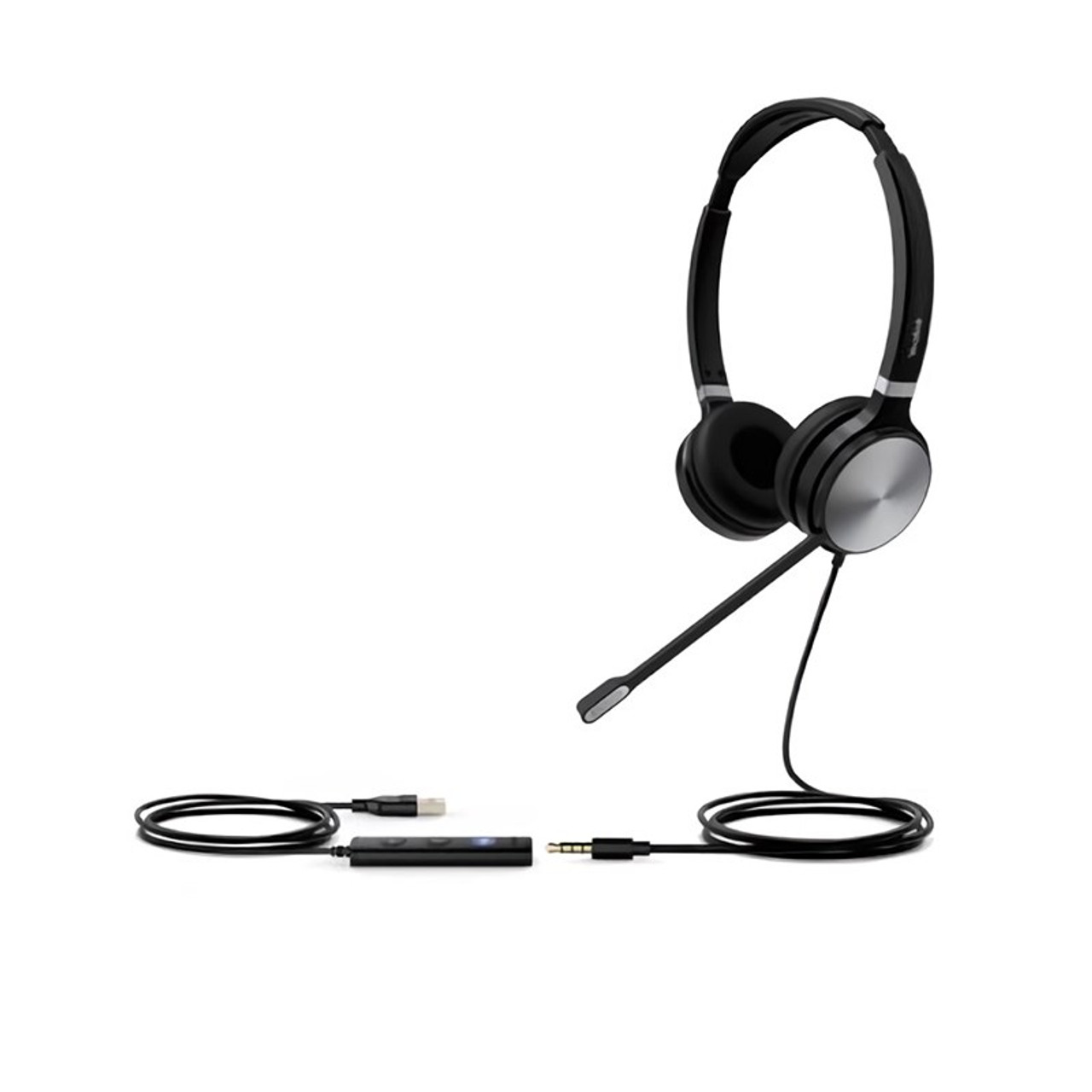 Image for Yealink UH36 Duo Stereo USB Headset (Microsoft Teams) CX Computer Superstore