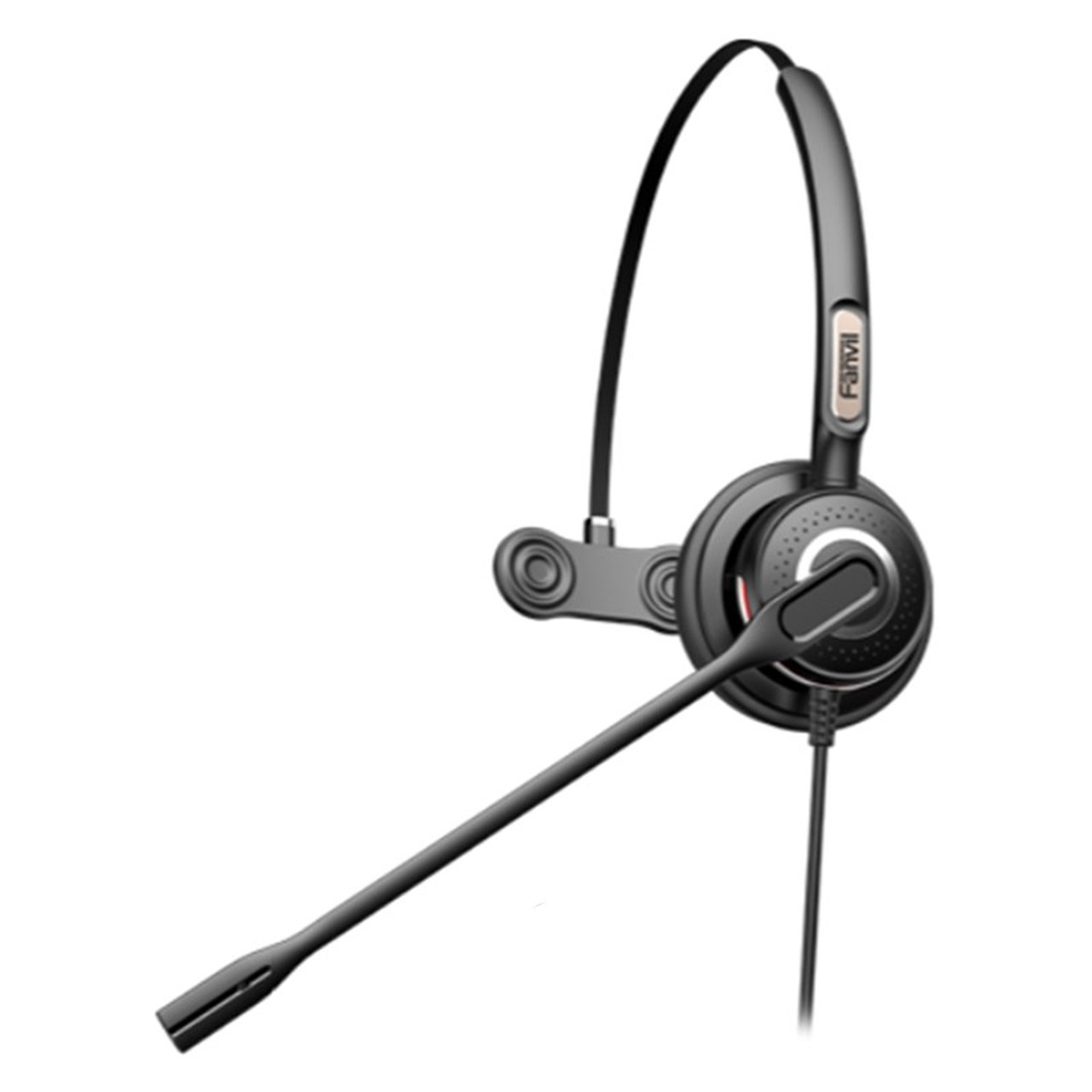 Image for Fanvil HT201 Monaural Wideband Headset CX Computer Superstore