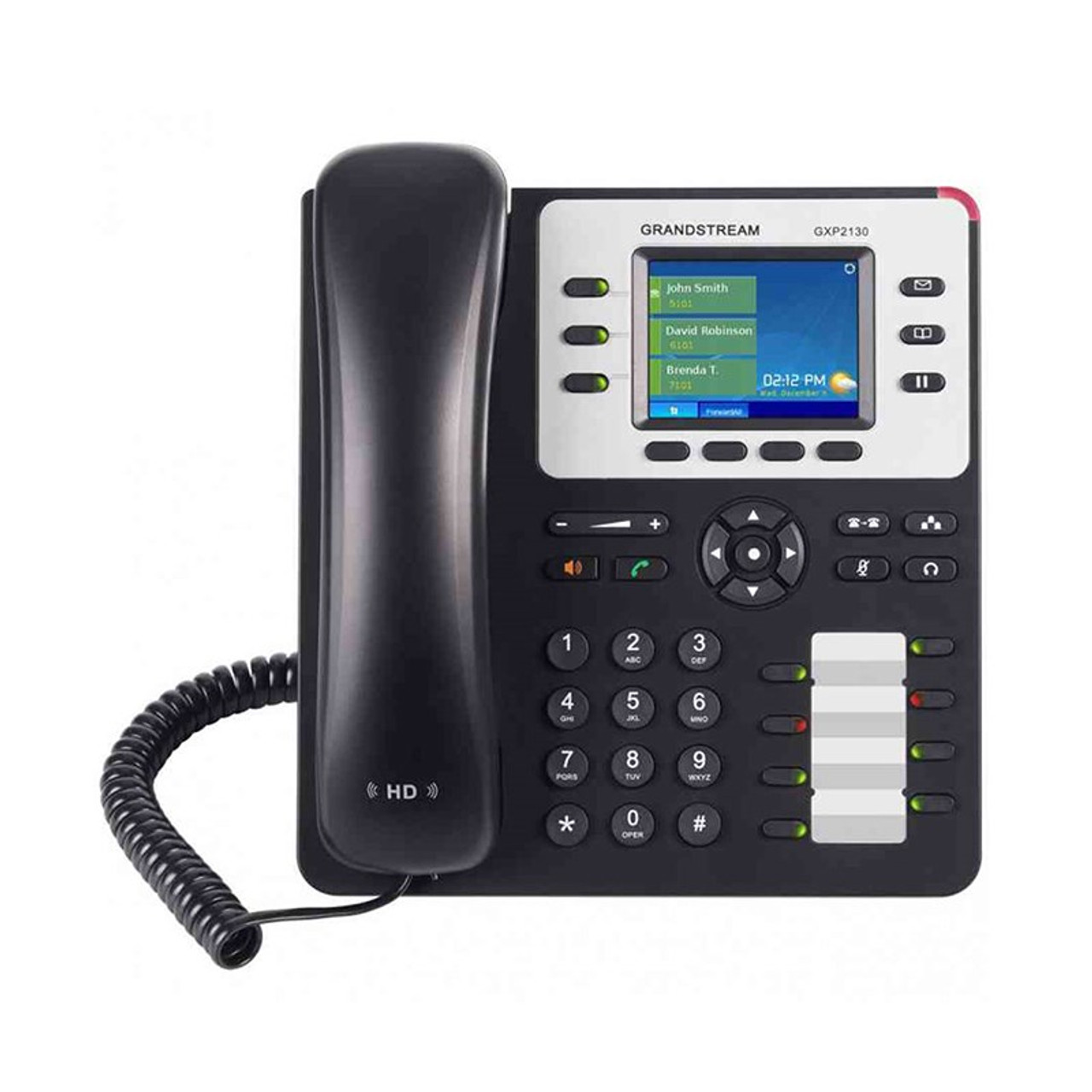 Image for Grandstream GXP2130 HD PoE IP Phone CX Computer Superstore